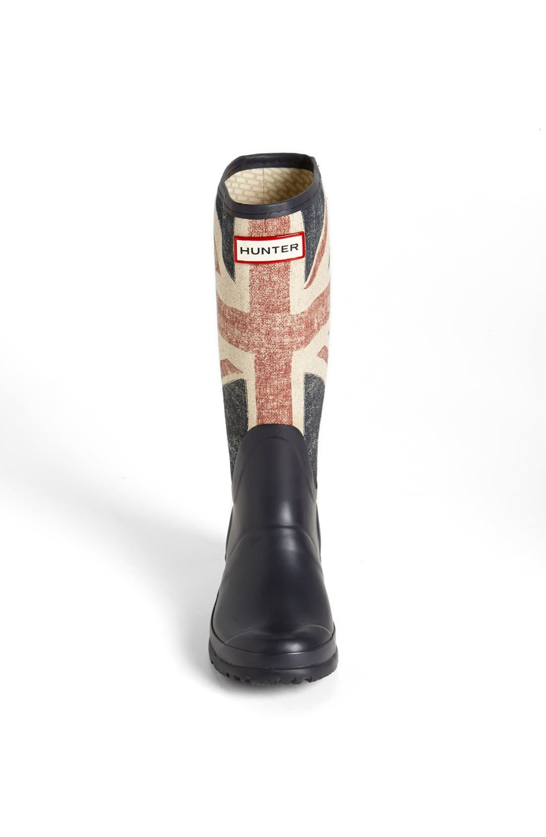 Alternate Image 3  - Hunter 'Brit' Waterproof Rain Boot (Little Kid & Big Kid)