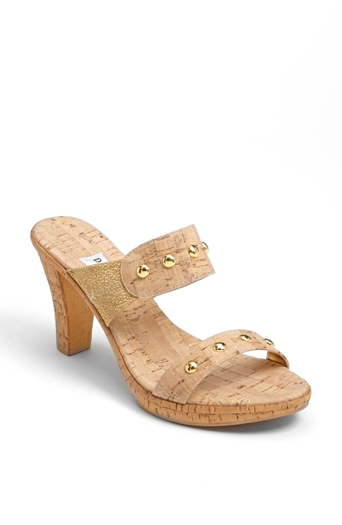 Alternate Image 1 Selected - Dezario 'Austin' Sandal