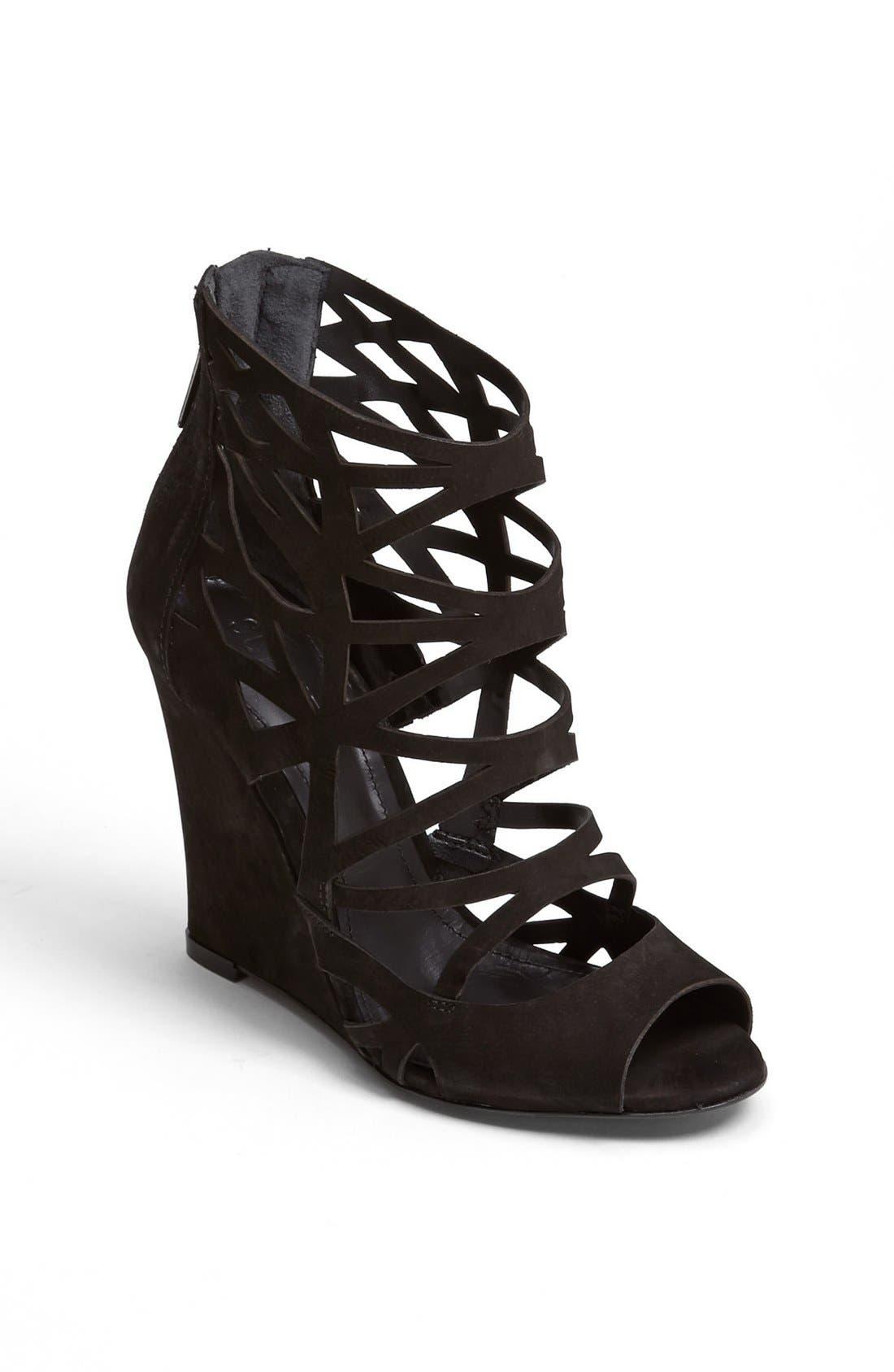 Main Image - Schutz 'Carlee' Caged Sandal