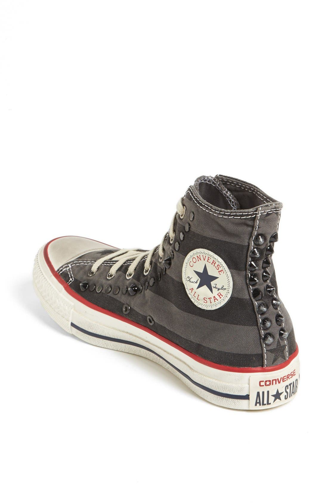 Alternate Image 2  - Converse Chuck Taylor® All Star® High Top Sneaker (Women)