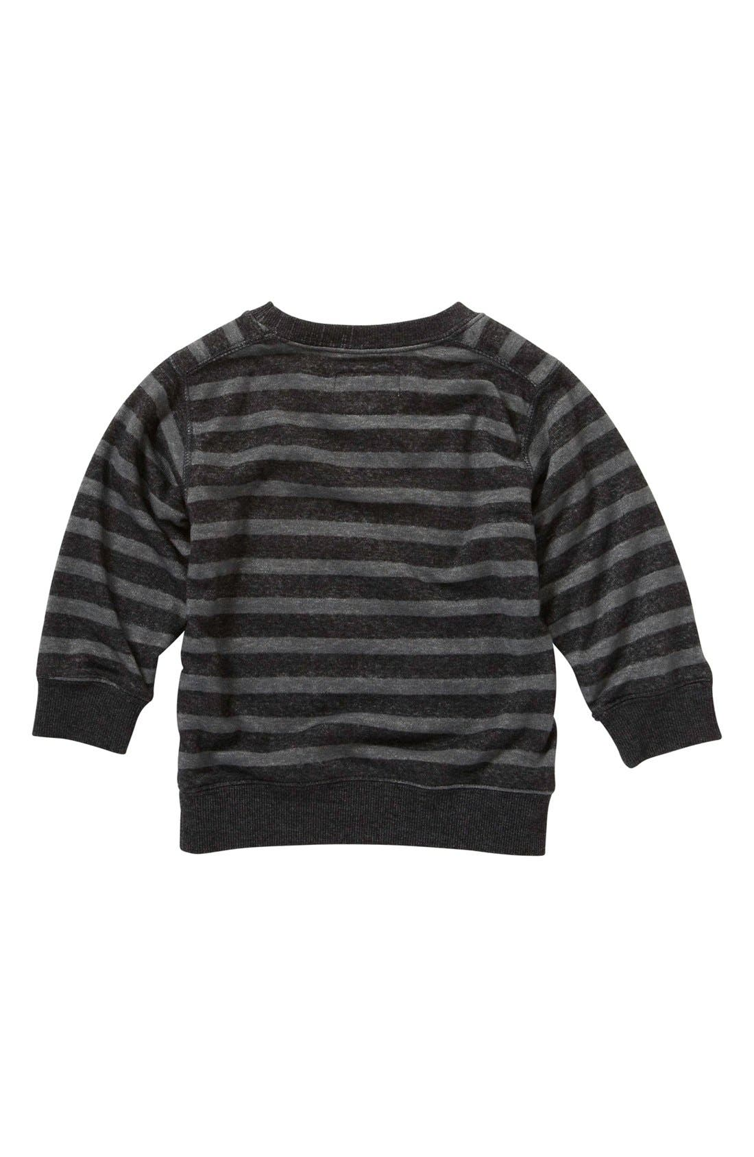 Alternate Image 2  - Quiksilver 'Spiff Tiff' Sweatshirt (Baby Boys)