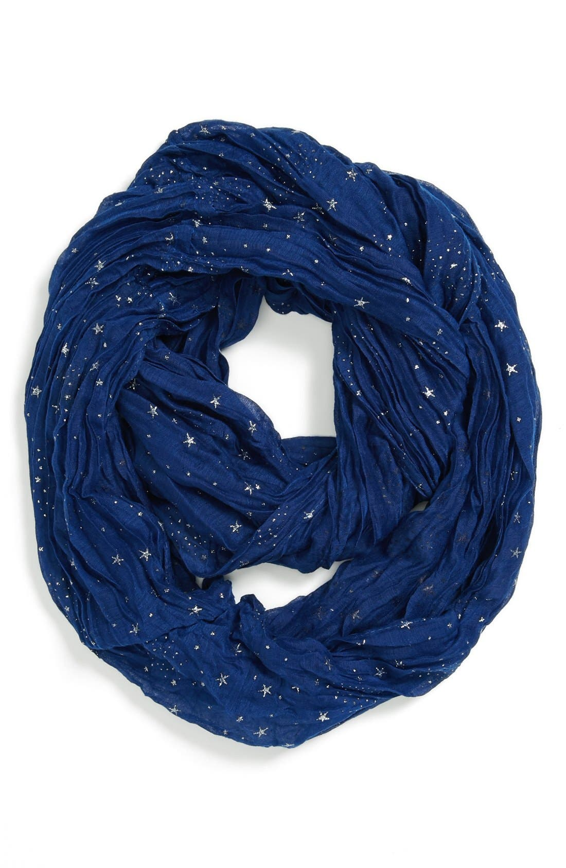 Main Image - David & Young 'Figure 8' Infinity Scarf (Juniors) (Online Only)