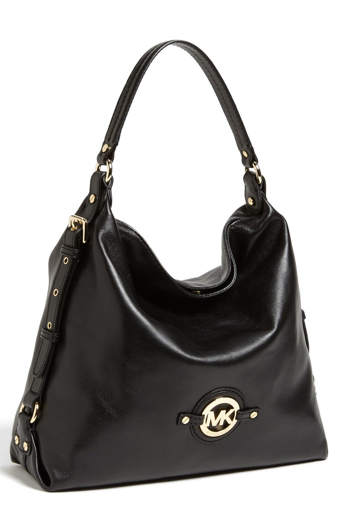 Alternate Image 1 Selected - MICHAEL Michael Kors 'Stockard - Large' Shoulder Bag
