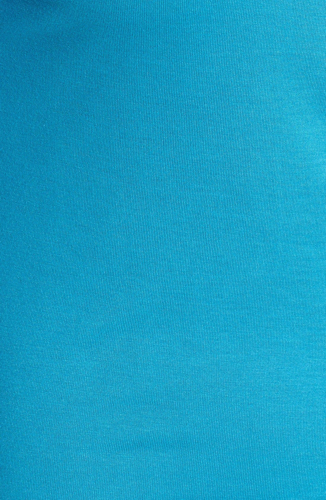 Alternate Image 3  - Halogen® Long Sleeve Jersey Tee