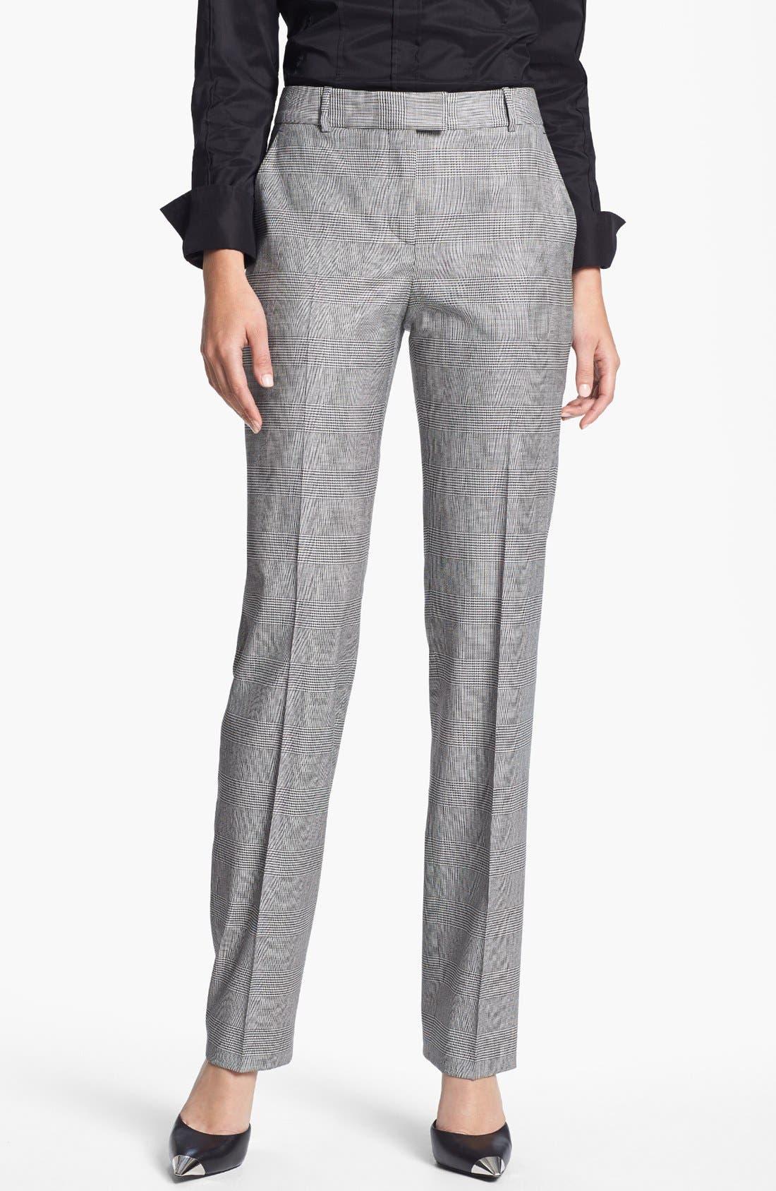 Alternate Image 1 Selected - BOSS HUGO BOSS 'Tegy' Trousers