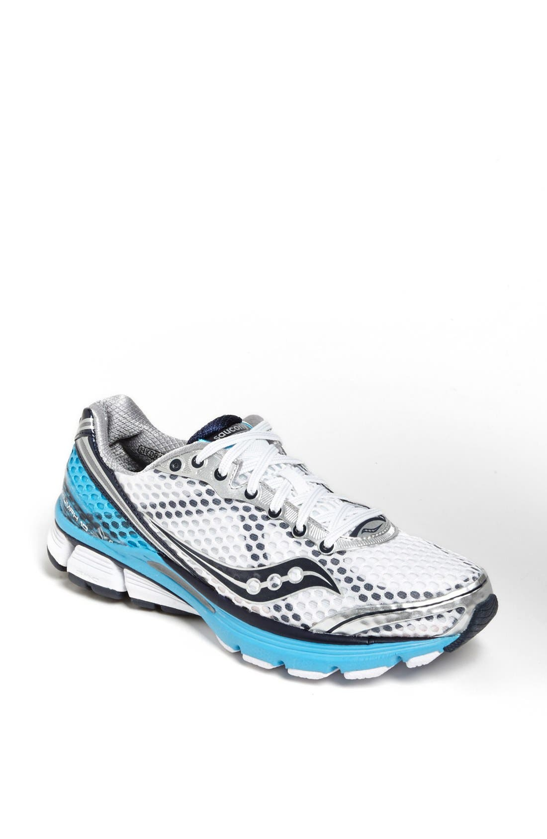 Alternate Image 1 Selected - Saucony 'PowerGrid Triumph 10' Running Shoe (Women)