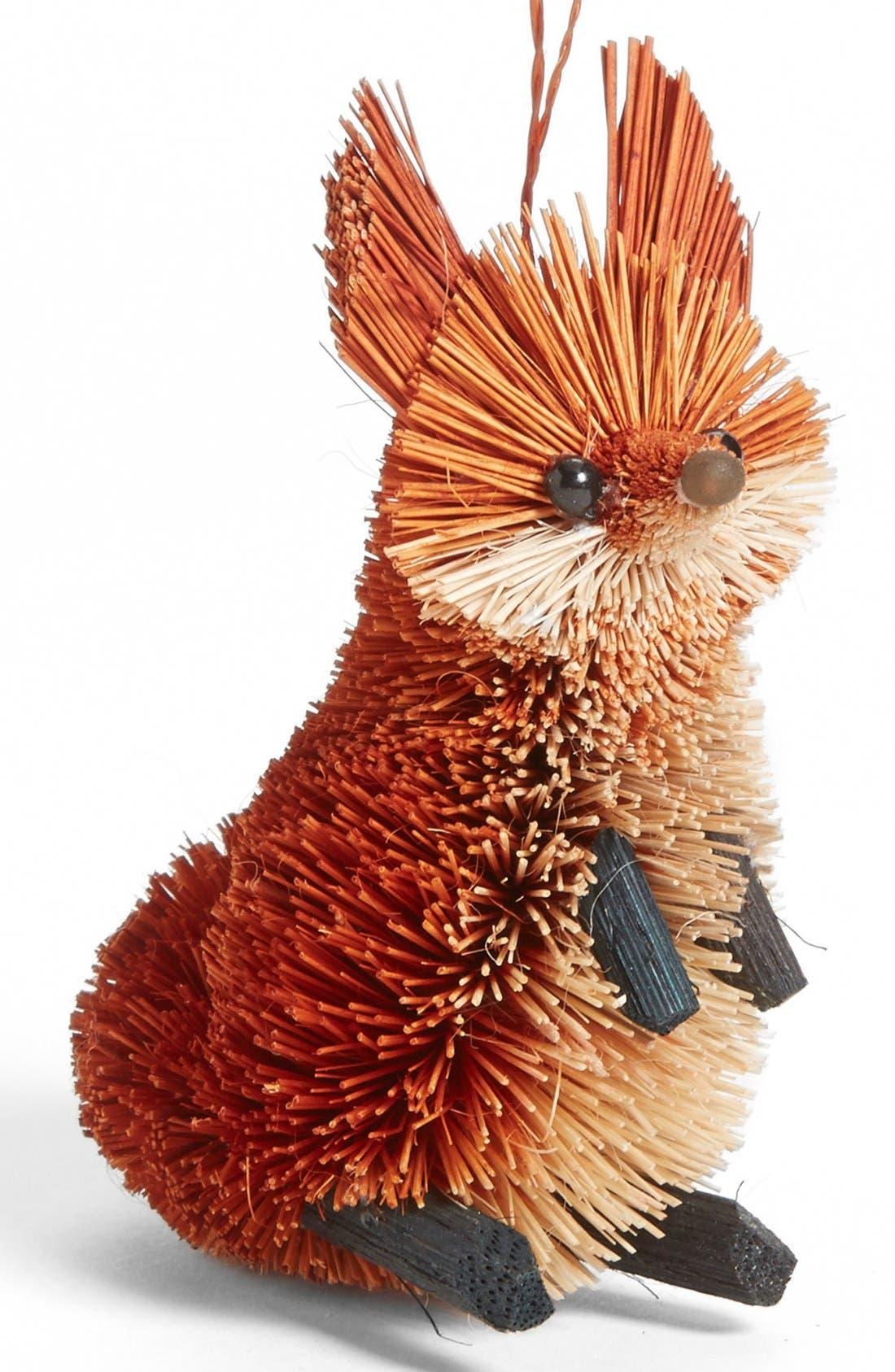 Alternate Image 1 Selected - Asmyca Fox Ornament