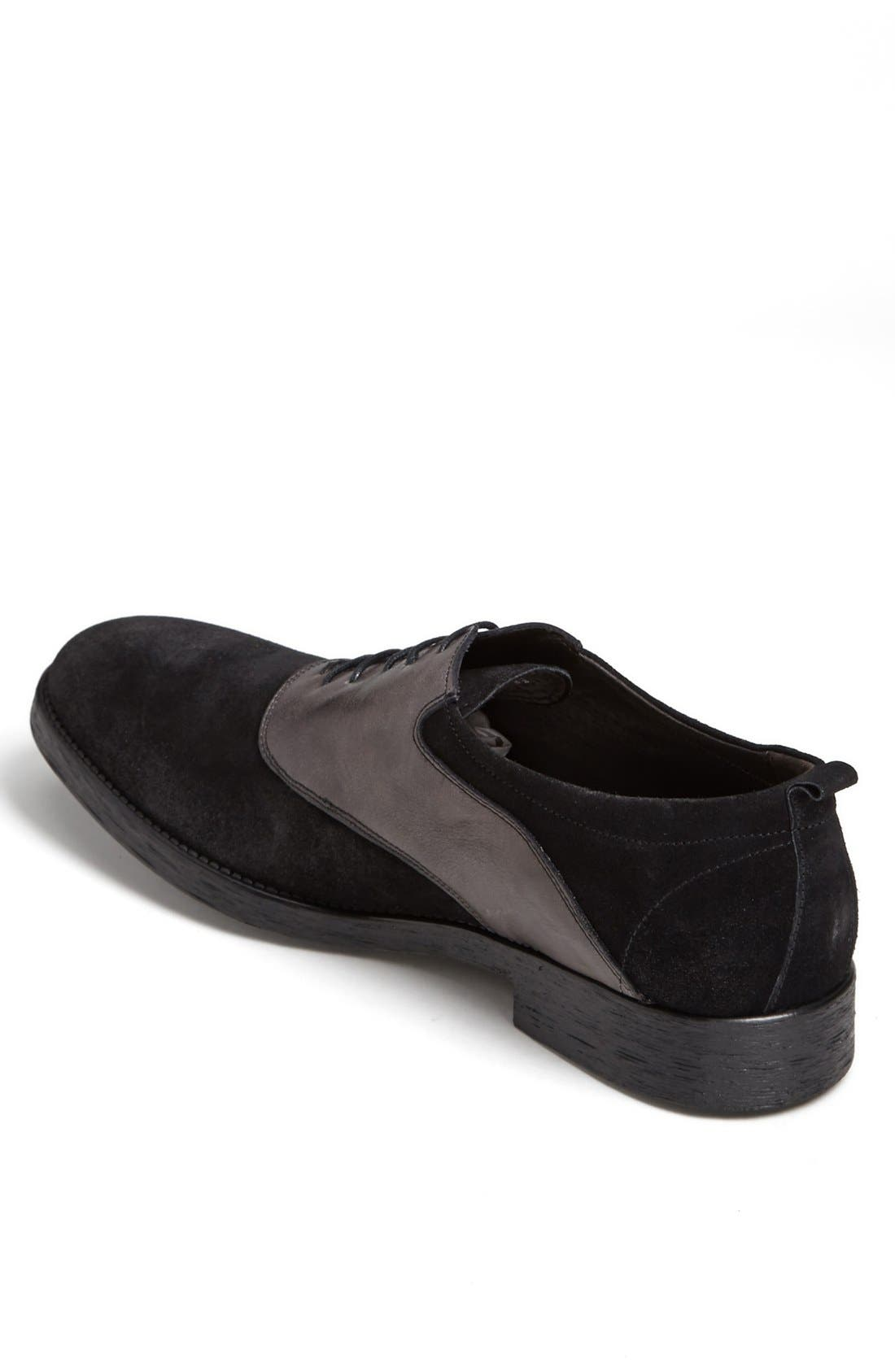 Alternate Image 2  - Wallin & Bros. 'Jacobs' Saddle Shoe