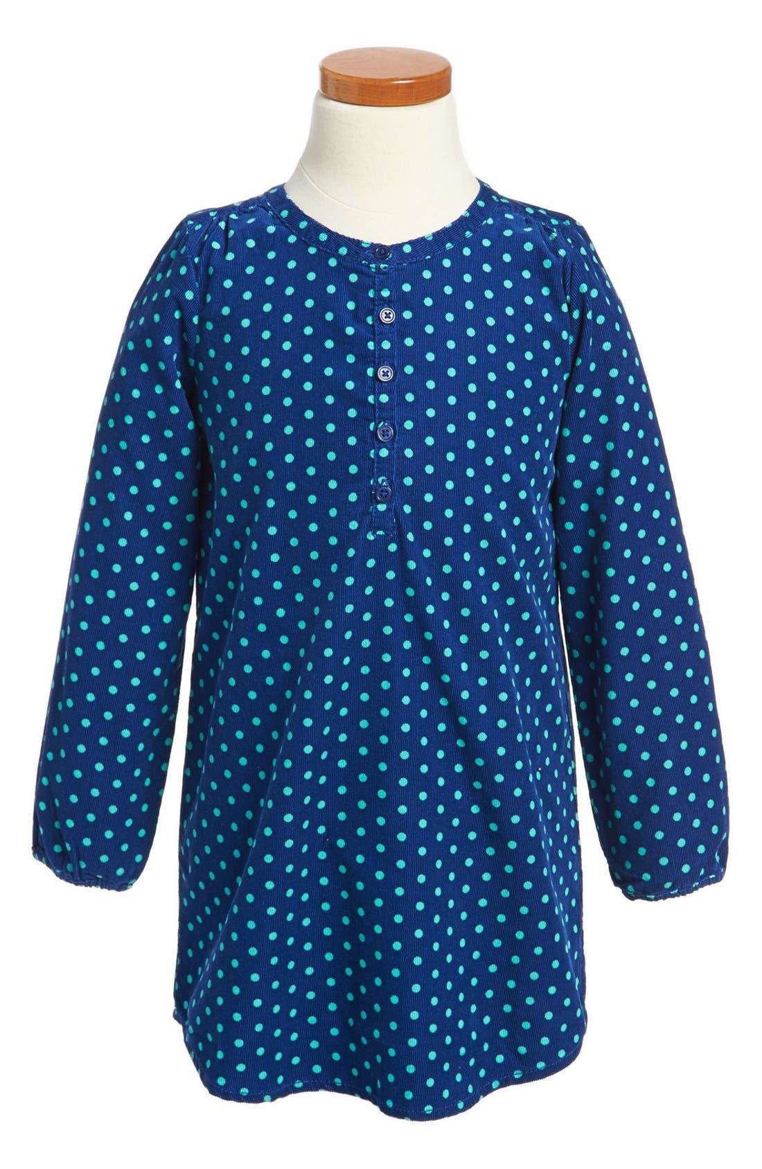 Main Image - Tucker + Tate 'Maureen' Corduroy Dress (Little Girls & Big Girls)