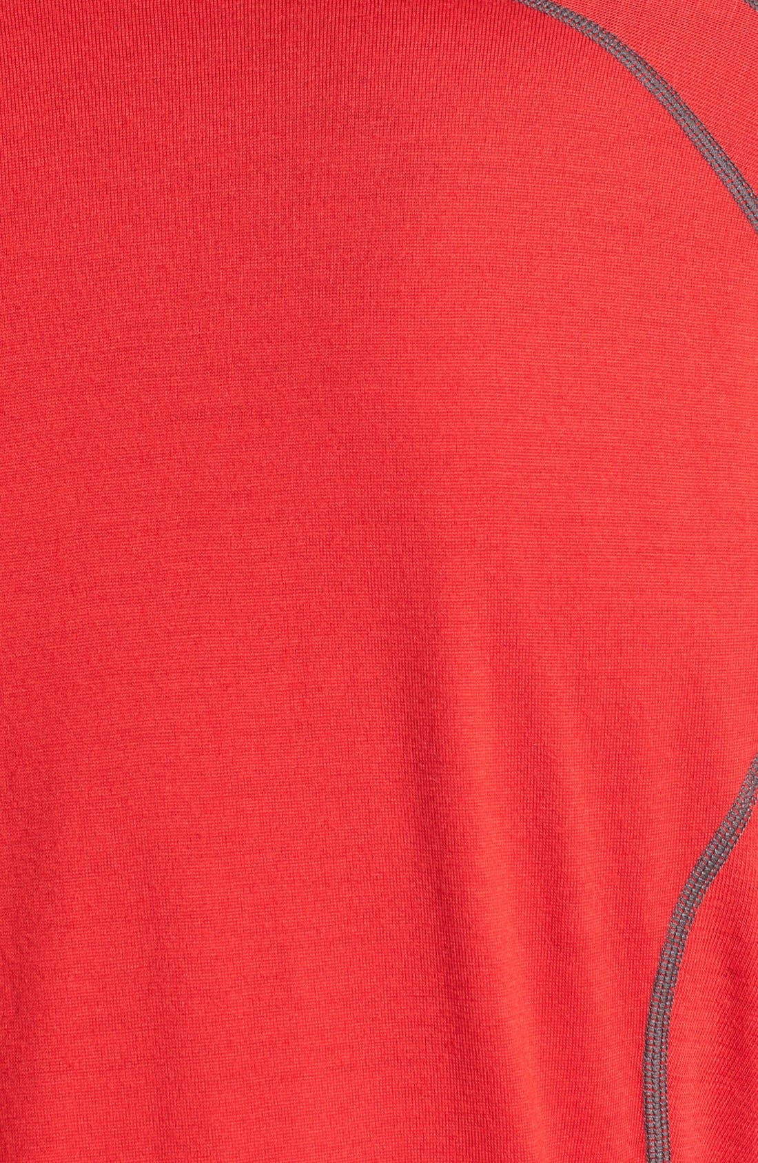 Alternate Image 3  - Smartwool Lightweight Long Sleeve Performance Top