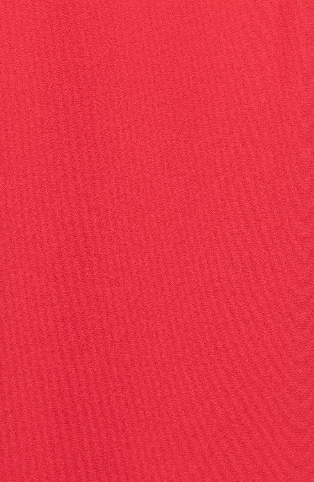 Alternate Image 3  - Leith Crepe Minidress