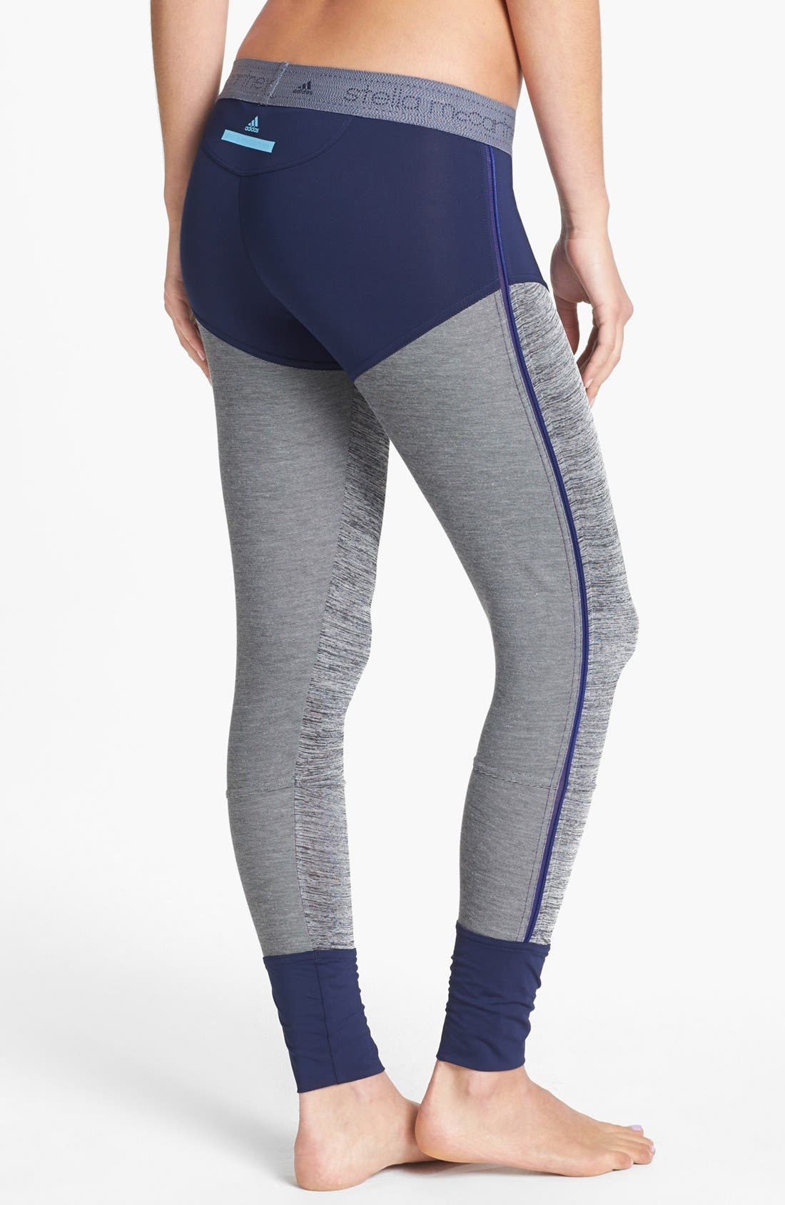 Alternate Image 2  - adidas by Stella McCartney 'Studio' Long Tights