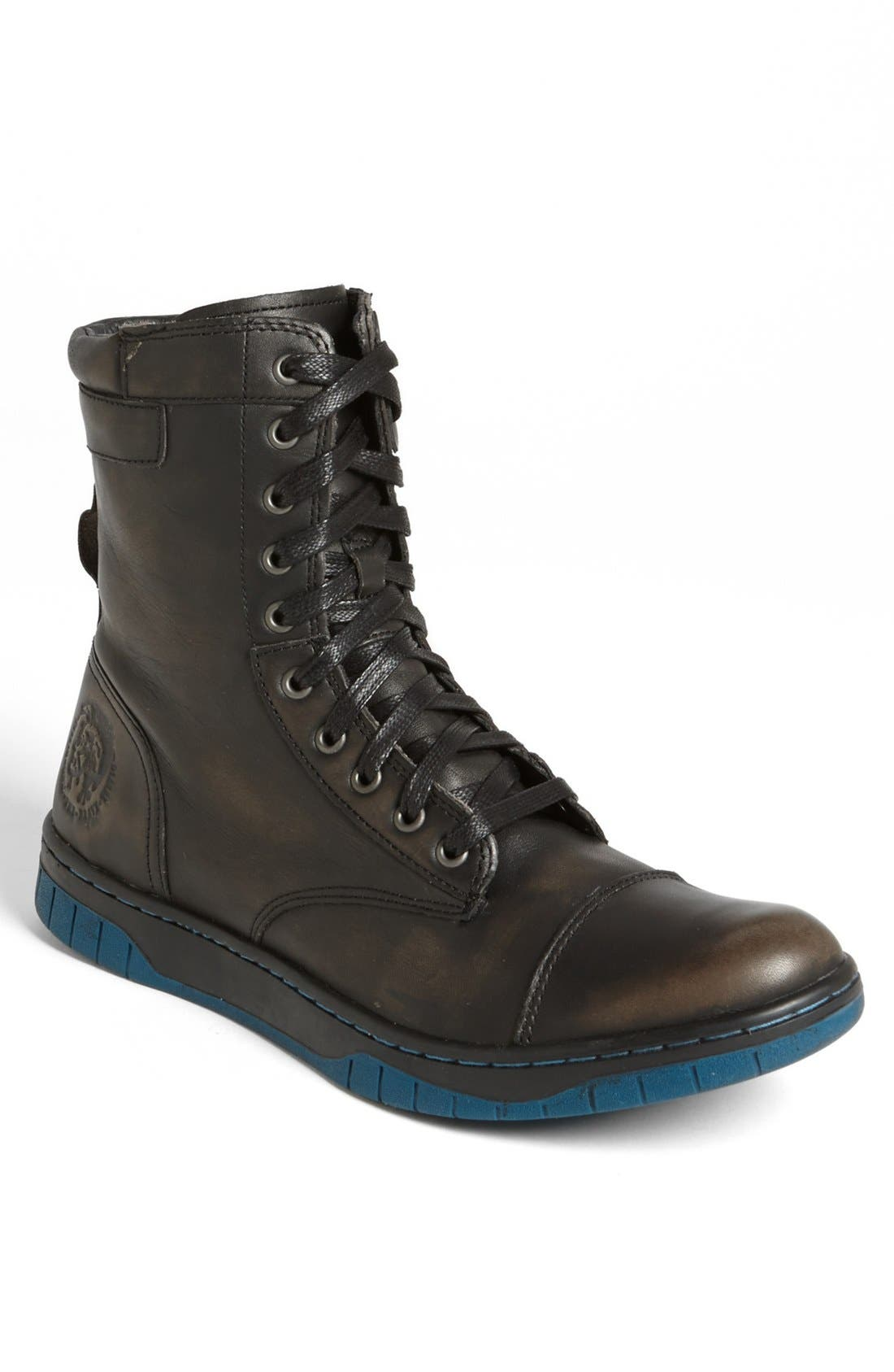 Alternate Image 1 Selected - DIESEL® 'Tatradium Basket Butch' Boot