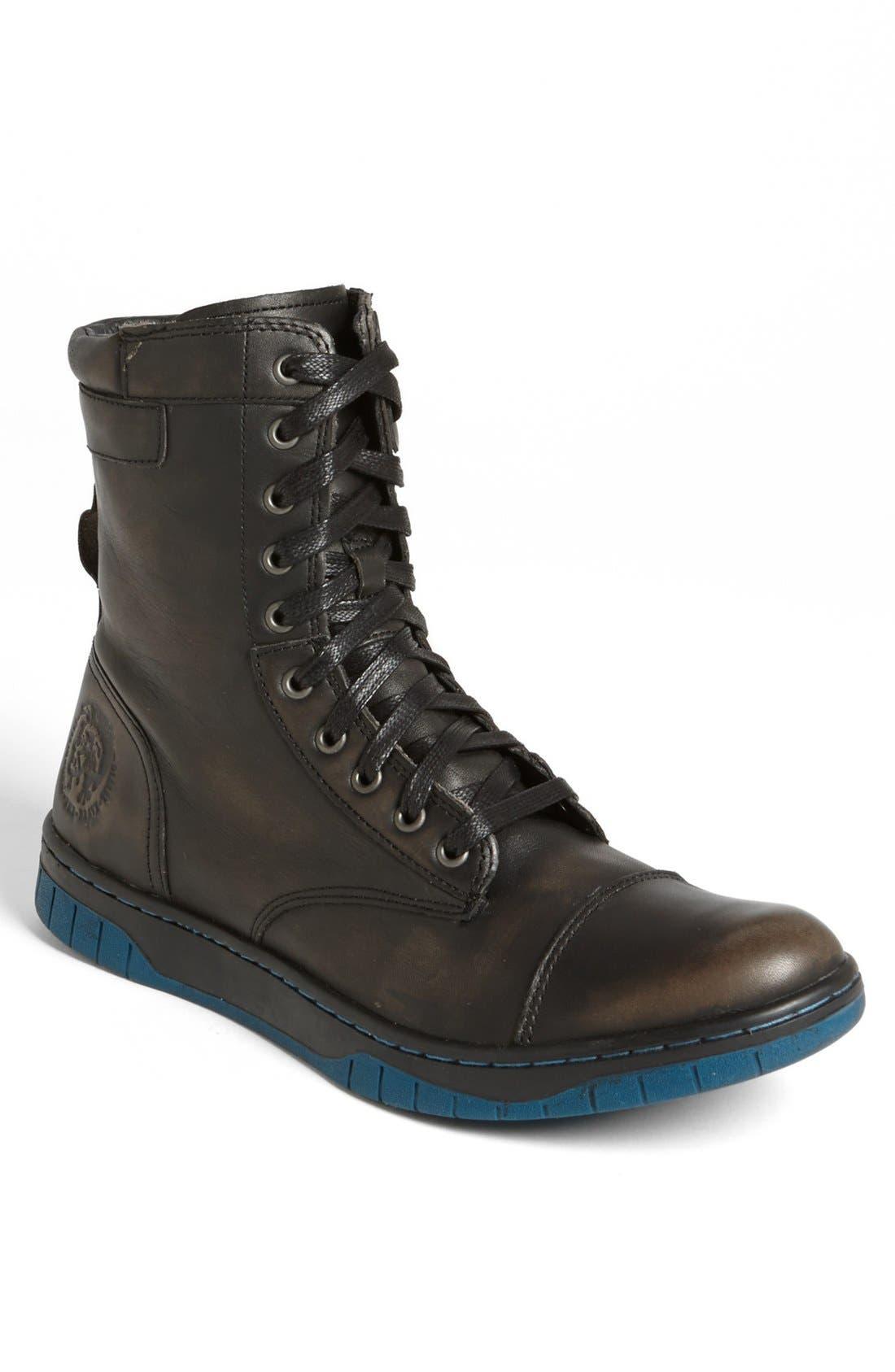 Main Image - DIESEL® 'Tatradium Basket Butch' Boot