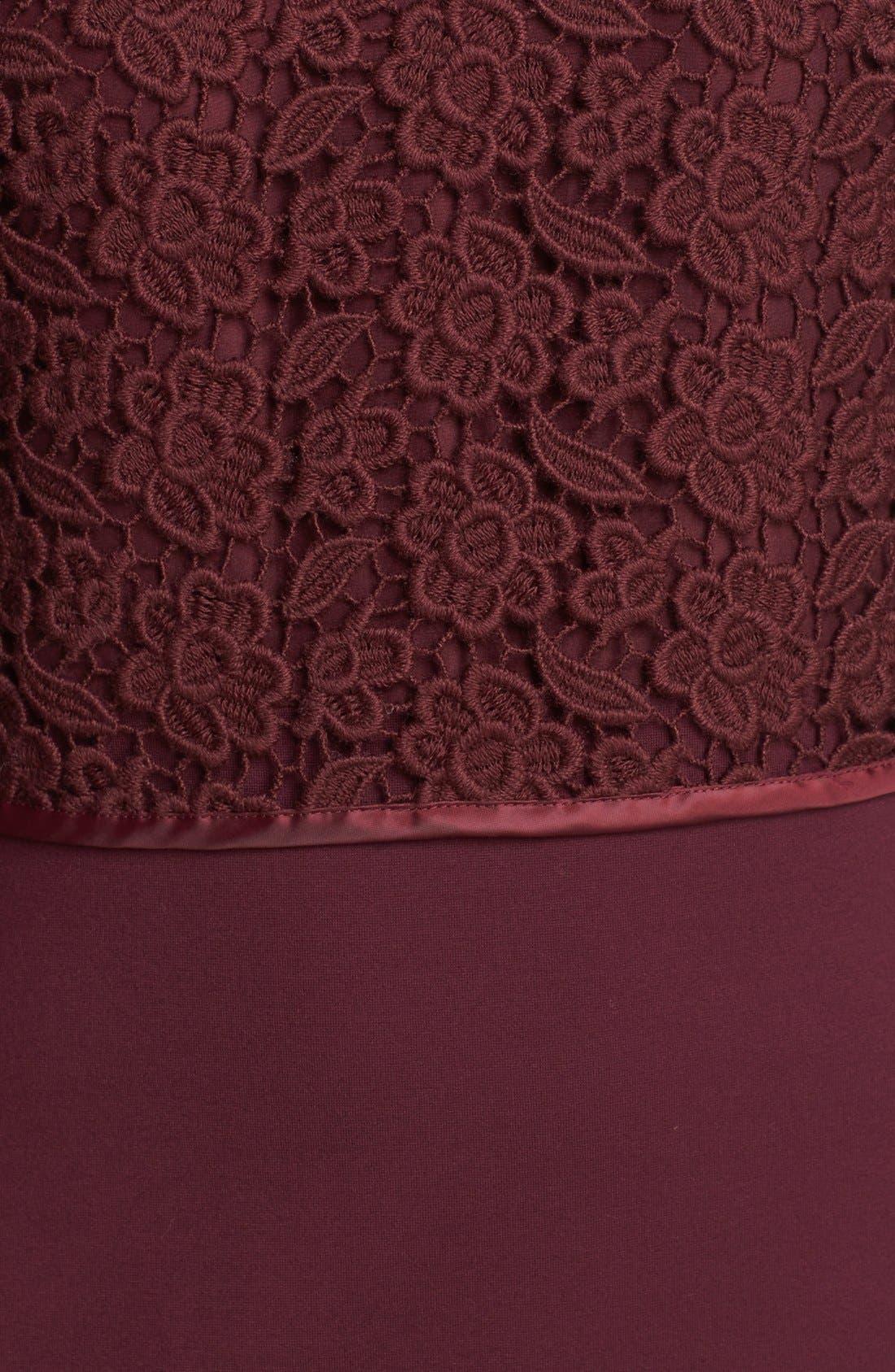 Alternate Image 3  - Weekend Max Mara 'Provino' Jersey Dress