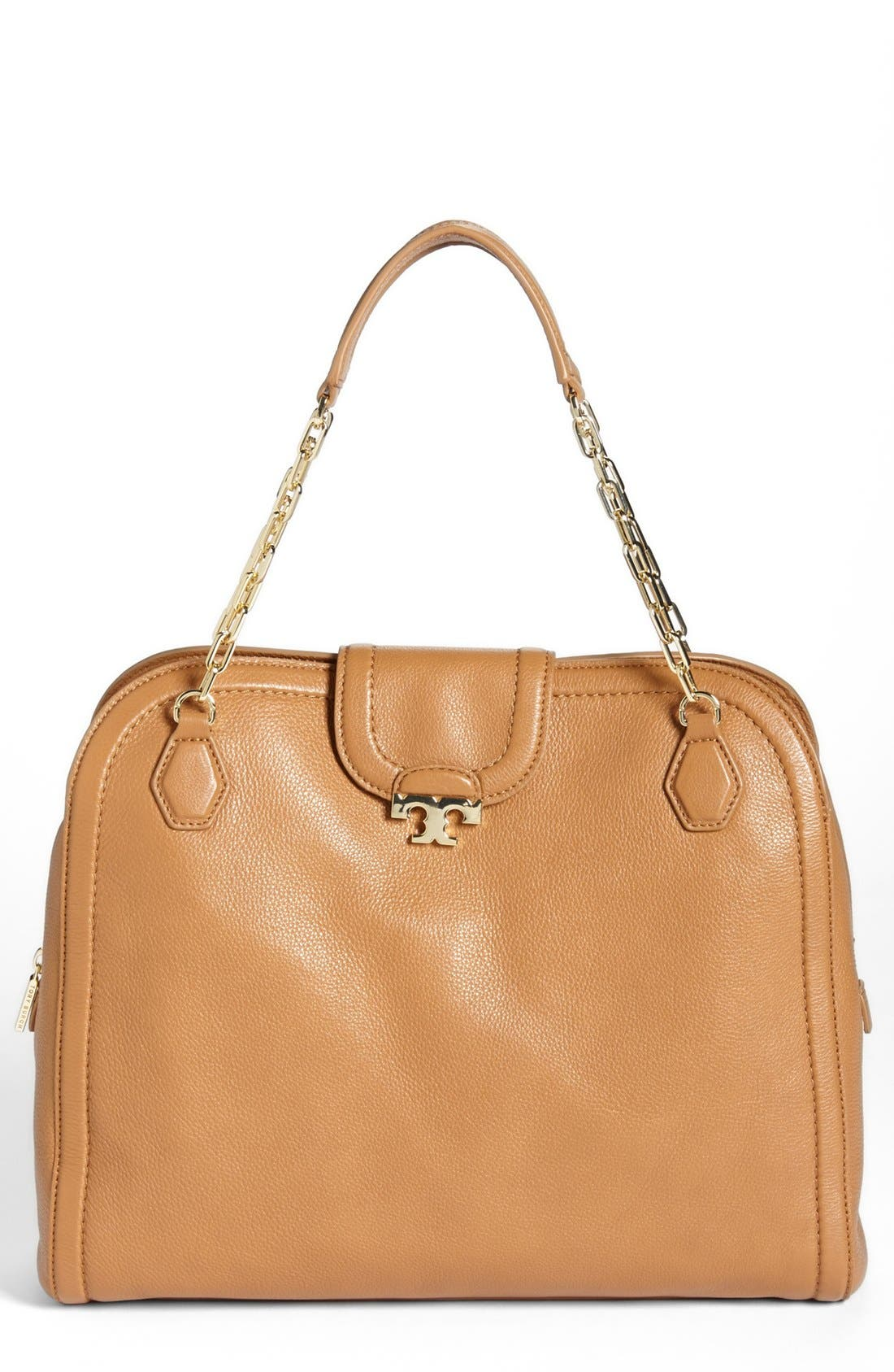 Alternate Image 1 Selected - Tory Burch 'Sammy' Satchel, Large