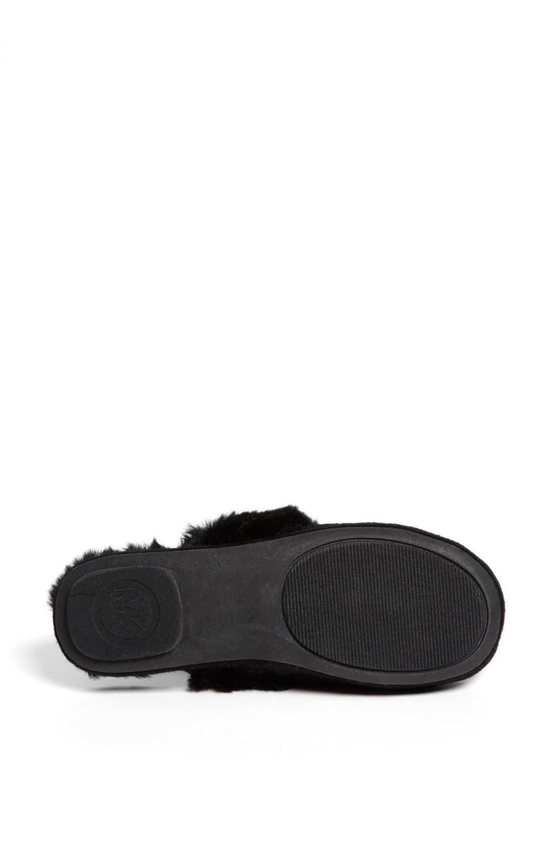 Alternate Image 4  - MICHAEL Michael Kors 'Carter' Slipper