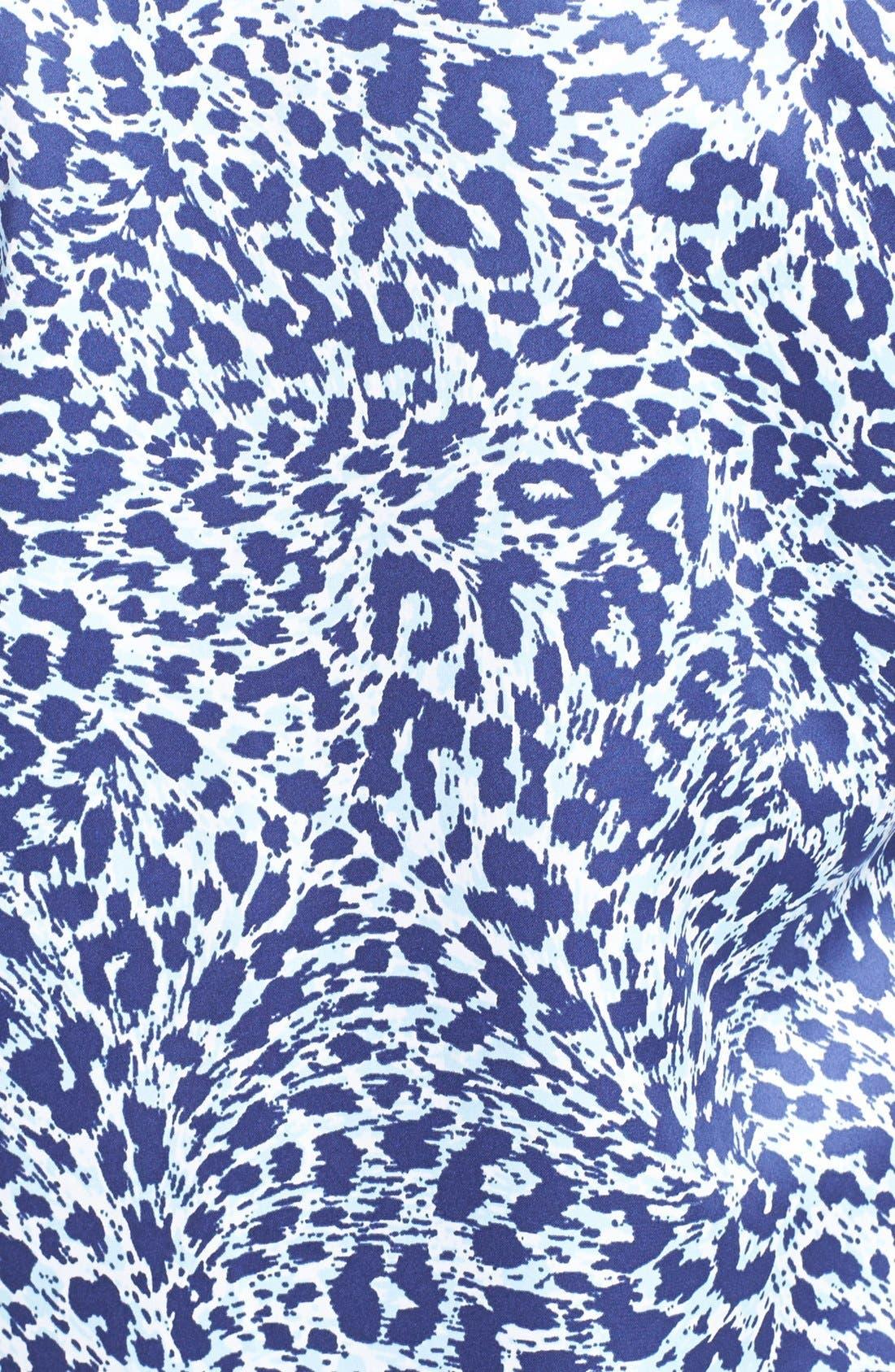 Alternate Image 3  - Nordstrom Satin Pajamas