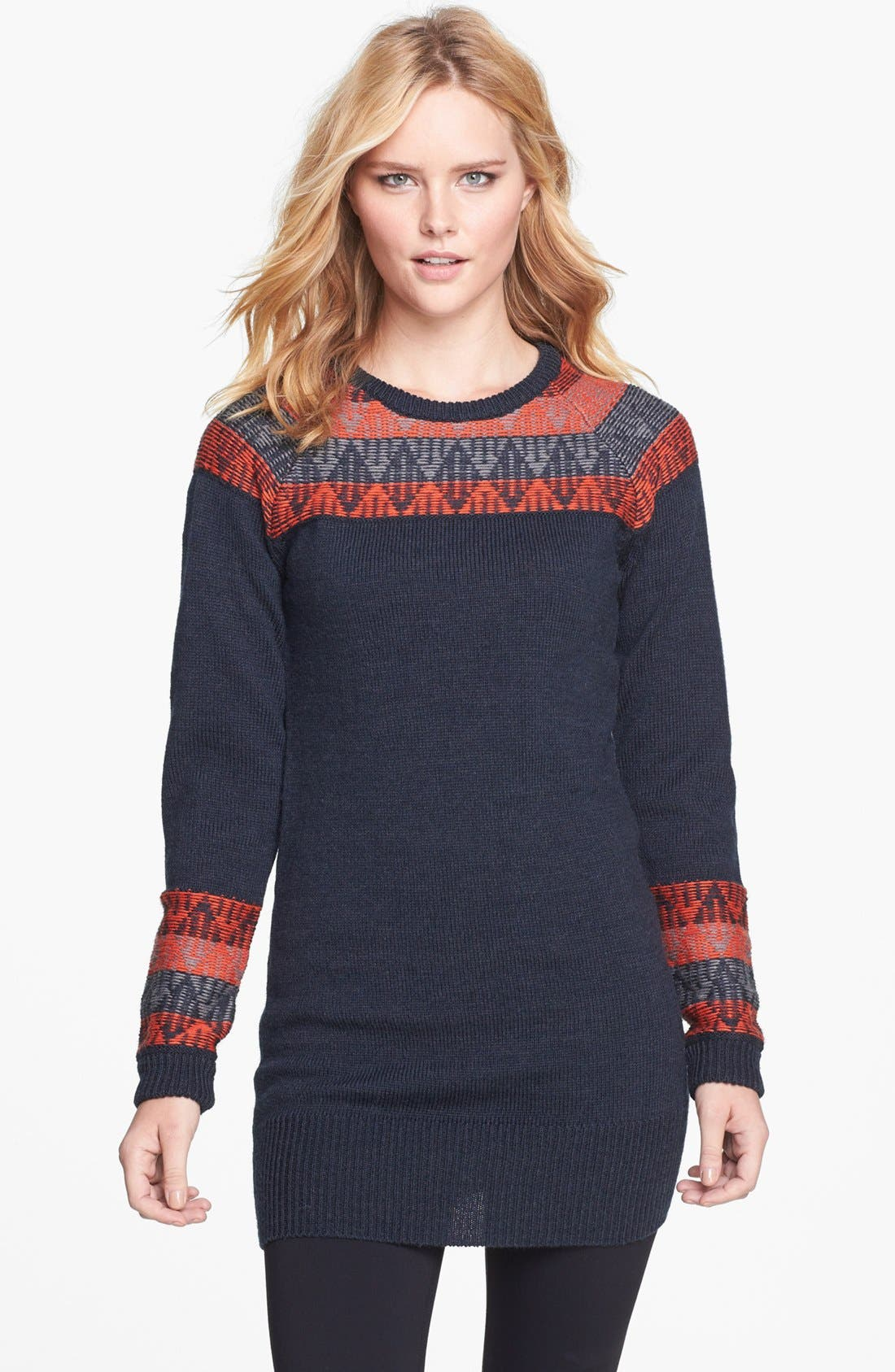 Alternate Image 1 Selected - Bench. 'Glaster' Sweater Dress