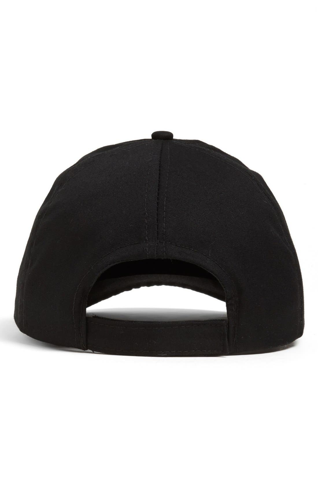 Alternate Image 2  - Lulu Baseball Cap (Juniors)