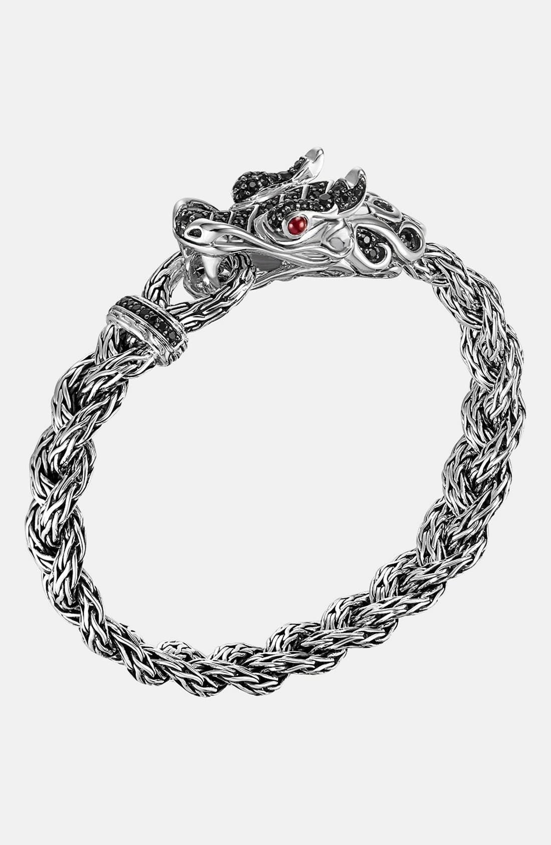 Alternate Image 1 Selected - John Hardy 'Naga' Dragon Bracelet