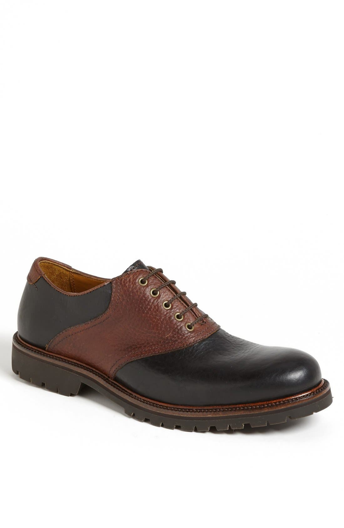 Alternate Image 1 Selected - Trask 'Garland' Saddle Shoe (Men)