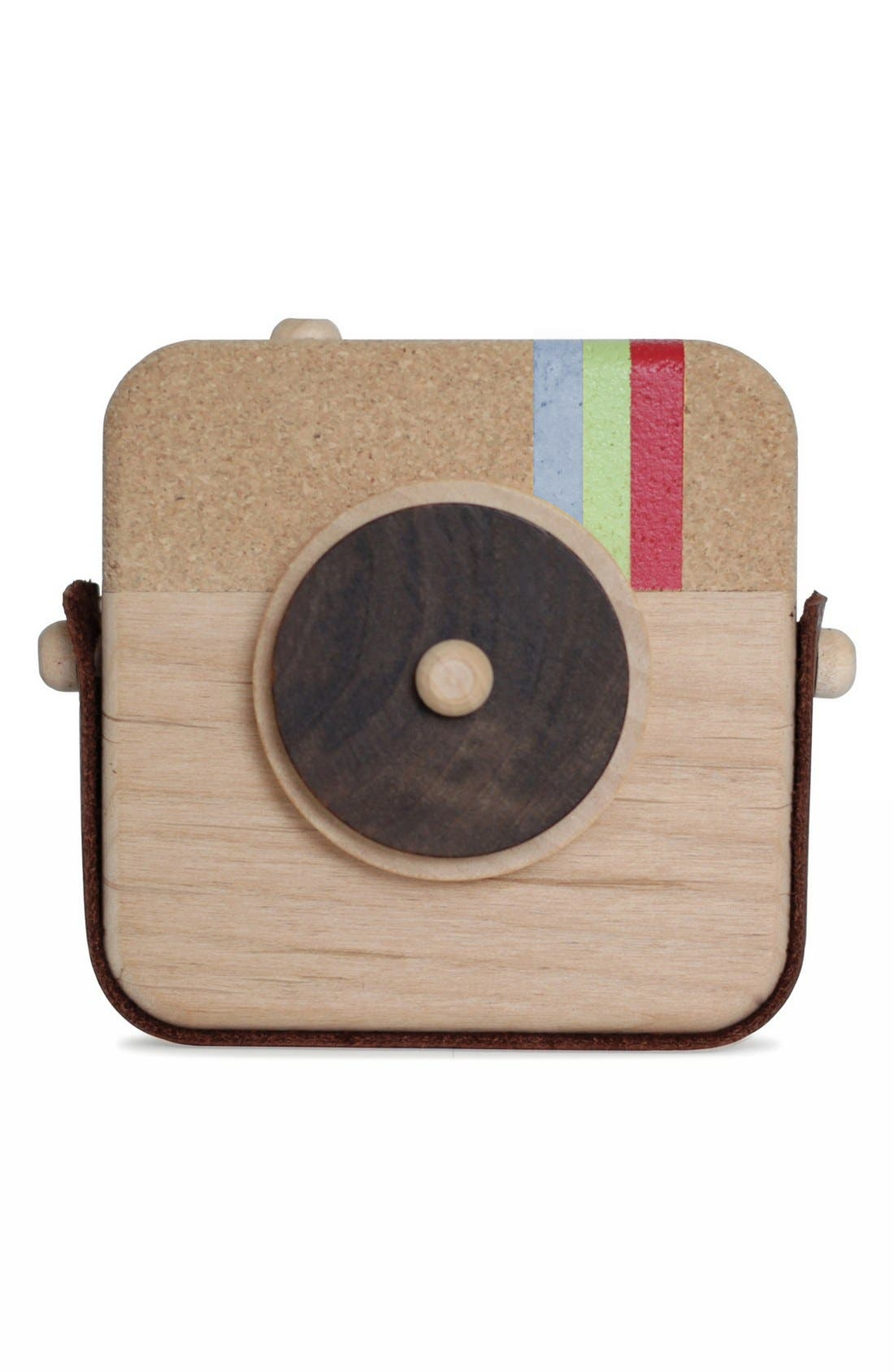 Alternate Image 1 Selected - Twig Creative 'Wooden Instagram' Toy Camera