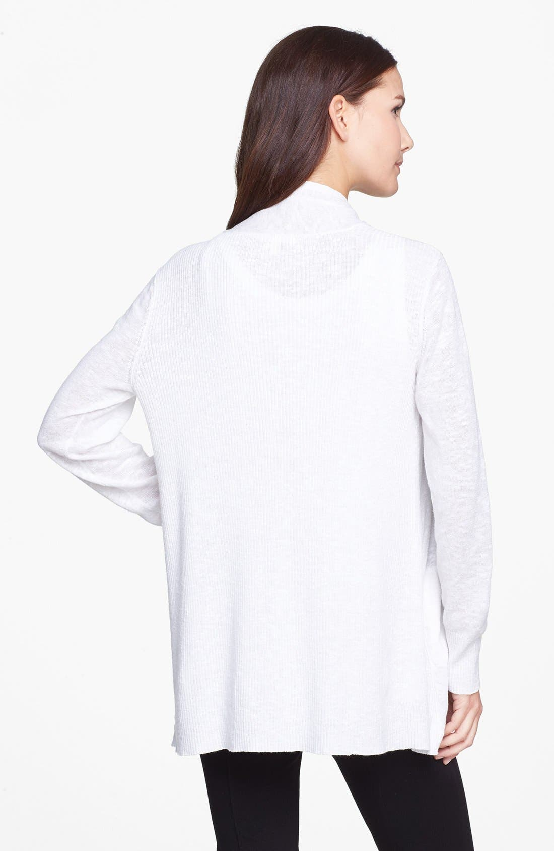 Alternate Image 2  - Eileen Fisher Long Cardigan