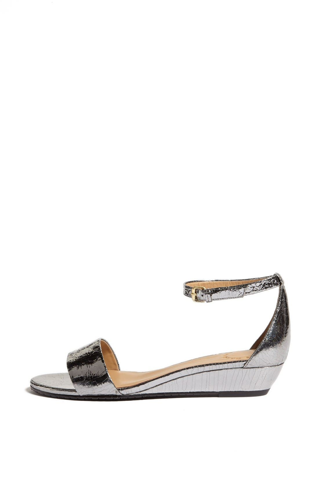 Alternate Image 4  - MARC BY MARC JACOBS 'Simplicity' Wedge Sandal