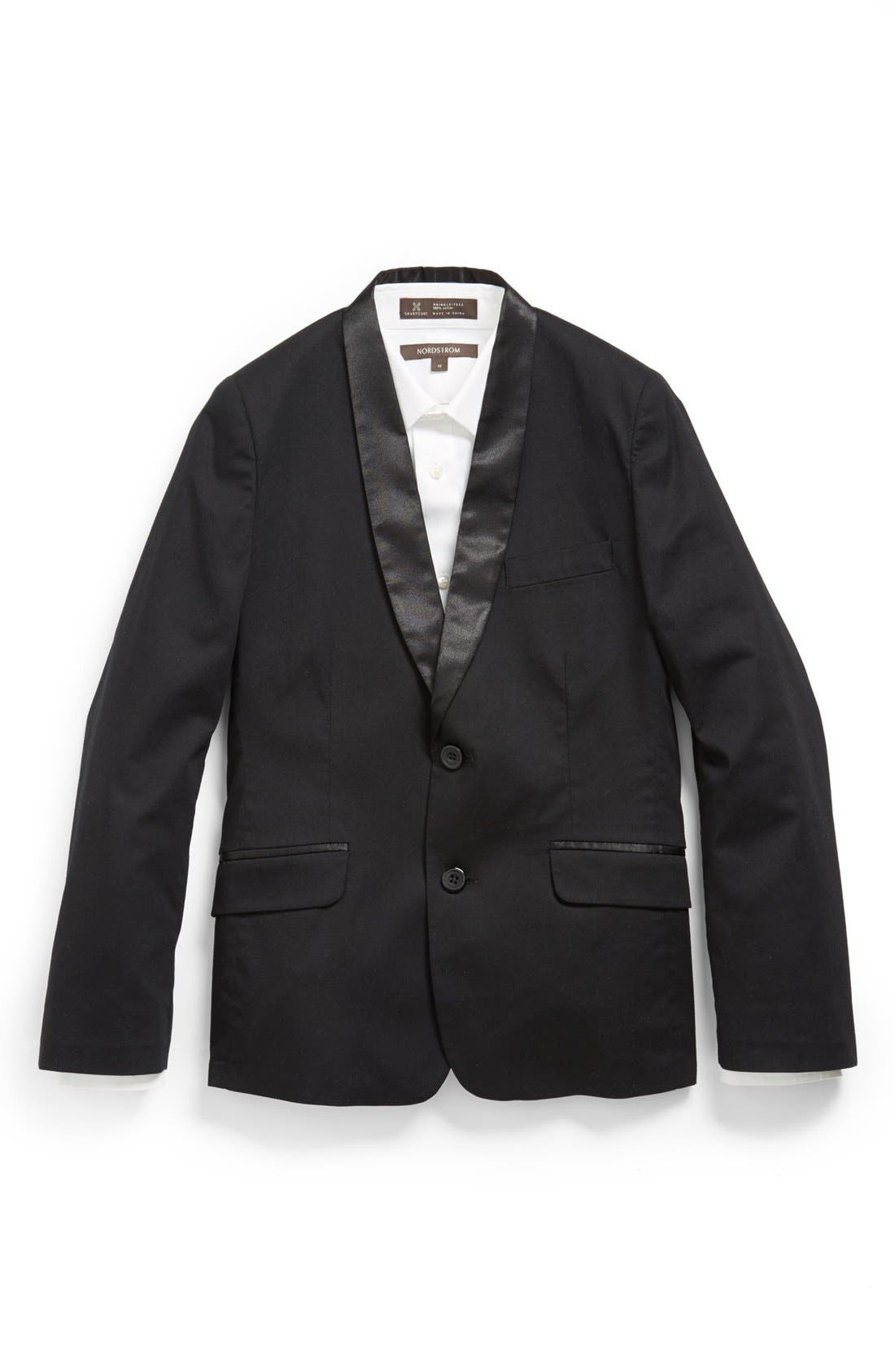 Main Image - C2 by Calibrate 'Holiday' Dinner Jacket (Big Boys)