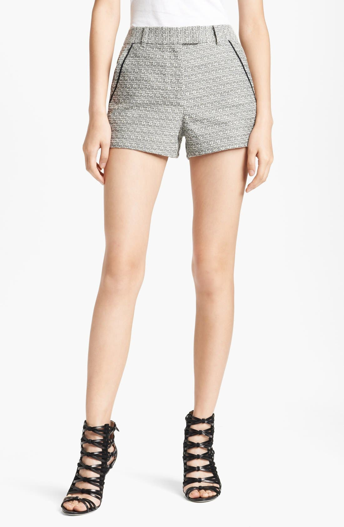 Alternate Image 1 Selected - Jason Wu Tweed Shorts