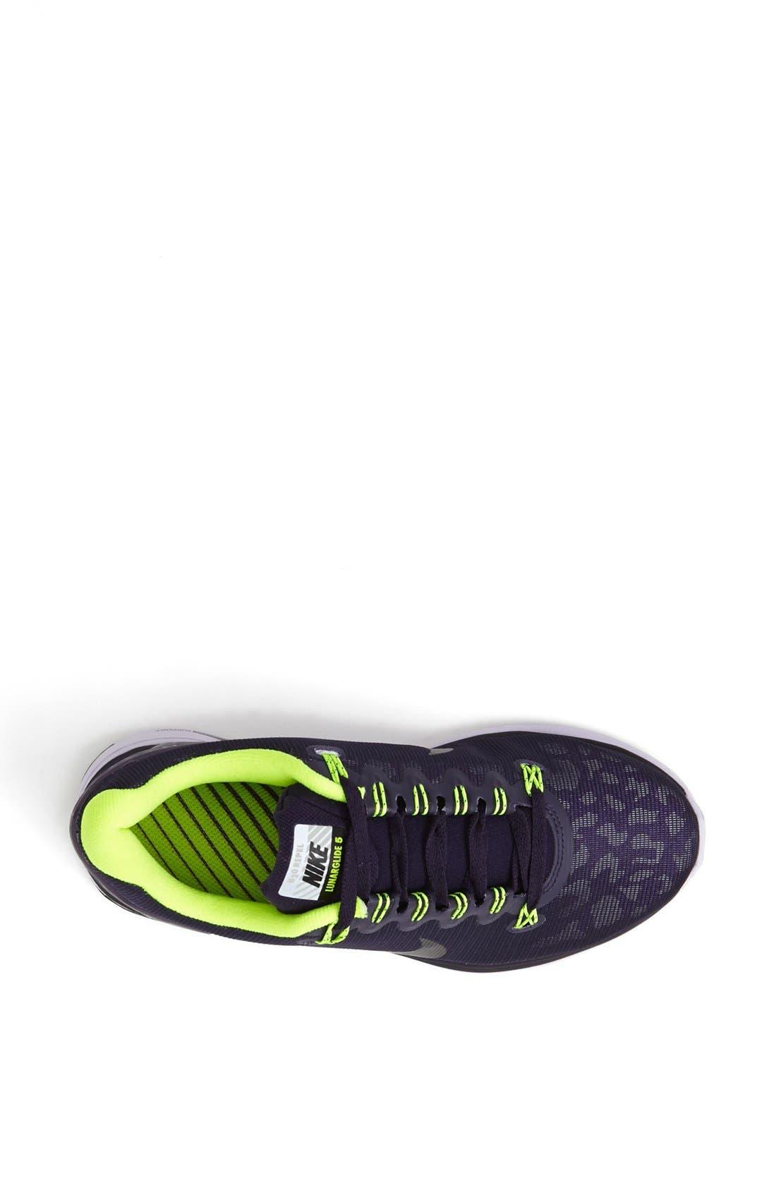 Alternate Image 3  - Nike 'LunarGlide+ 5 Shield' Water Resistant Running Shoe