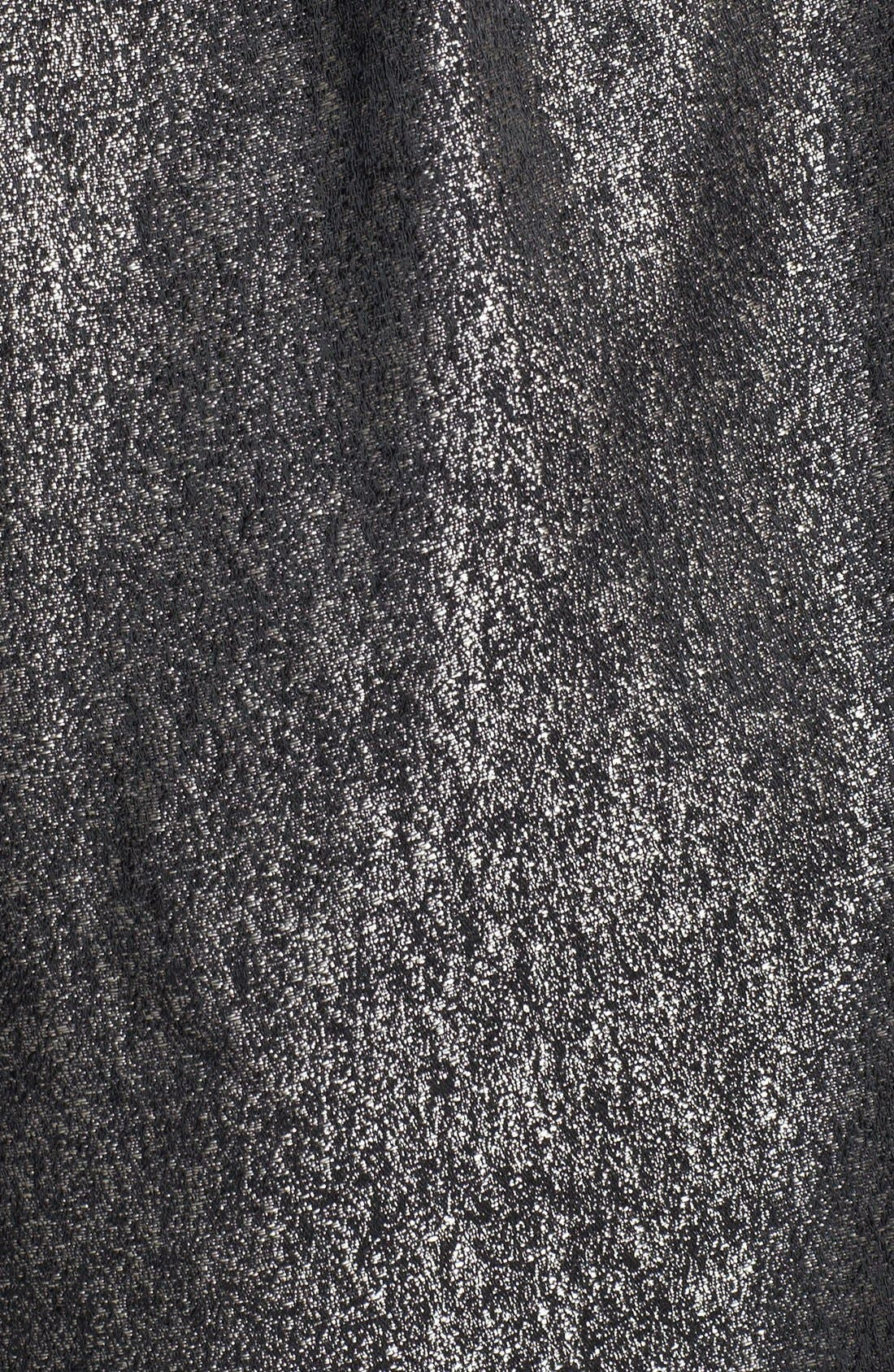 Alternate Image 3  - Halogen® Mixed Media Dress (Regular & Petite)