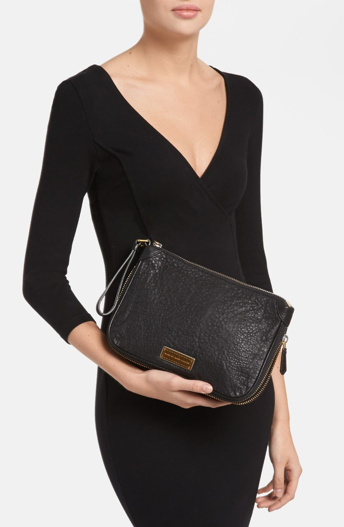 Alternate Image 2  - MARC BY MARC JACOBS 'Washed Up' Clutch
