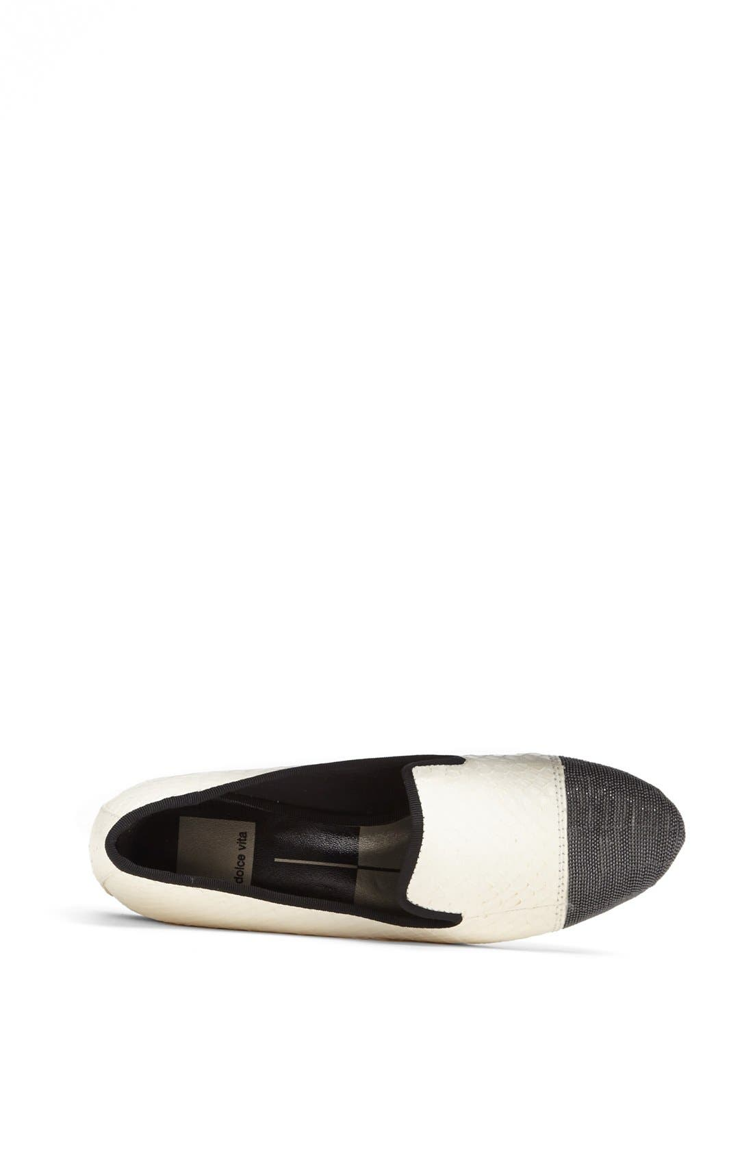Alternate Image 3  - Dolce Vita Loafer Flat