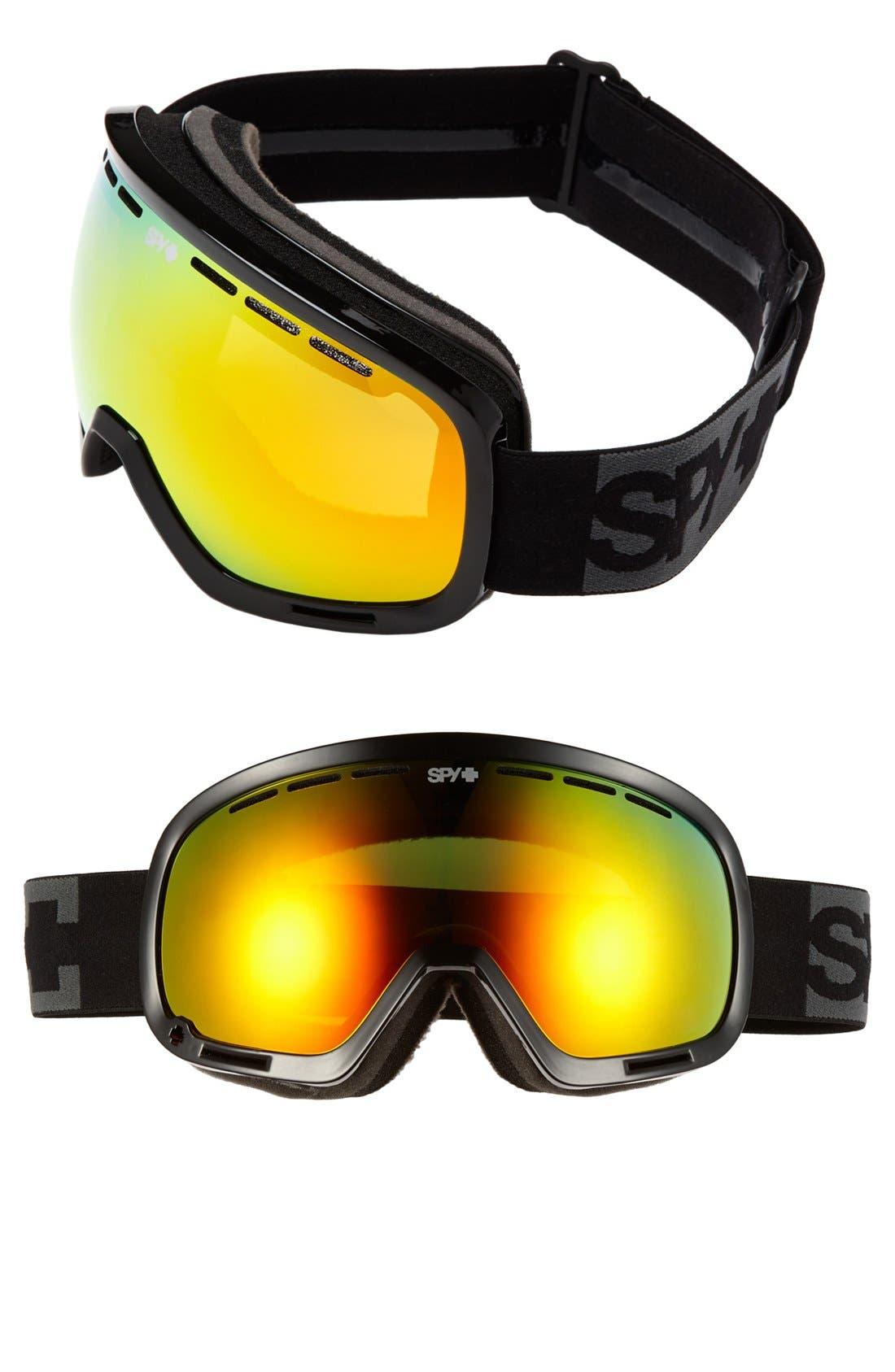 Alternate Image 1 Selected - SPY Optic 'Marshall' Snow Goggles