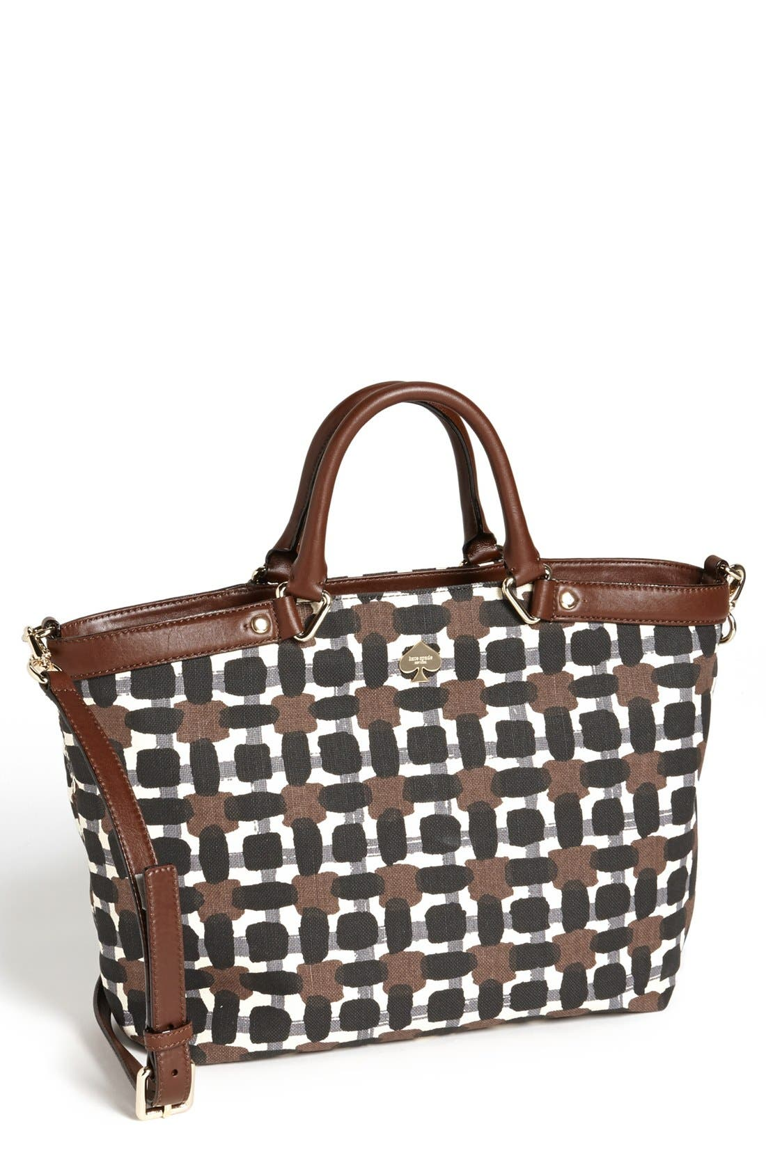 Main Image - kate spade new york 'hamilton heights - canteen' tote