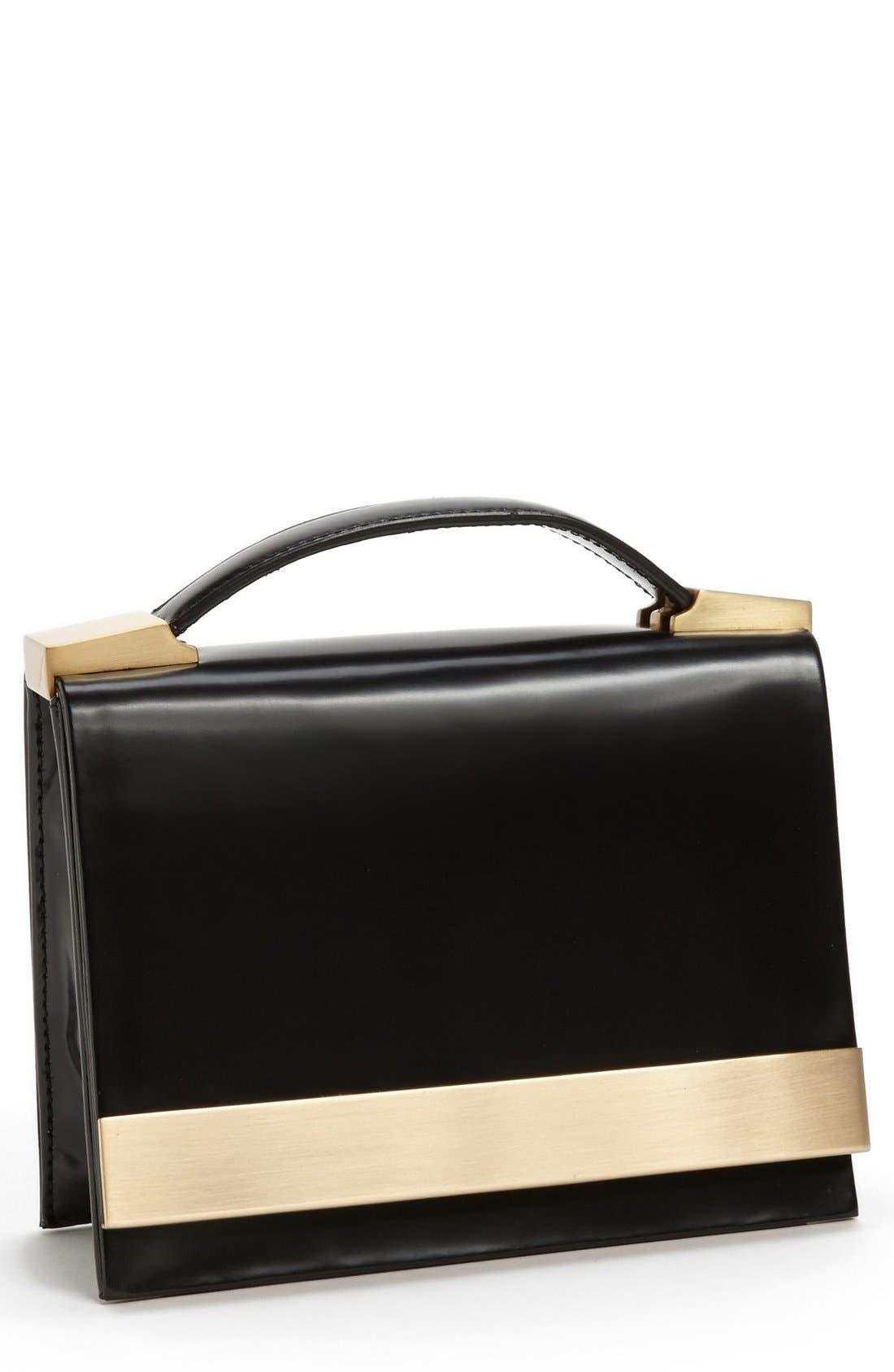 Main Image - B Brian Atwood 'Ava' Top Handle Clutch