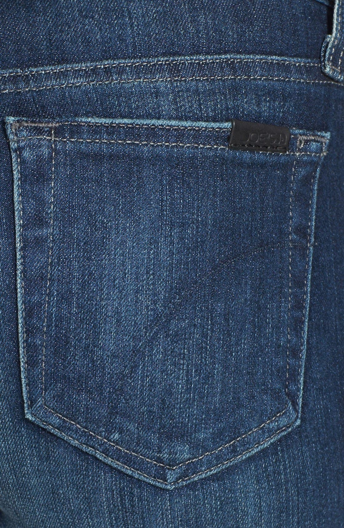 Alternate Image 3  - Joe's Curvy Mini Bootcut Jeans (April)