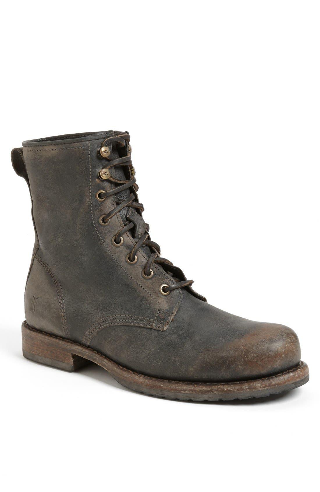 Alternate Image 1 Selected - Frye 'Wade' Boot (Men)