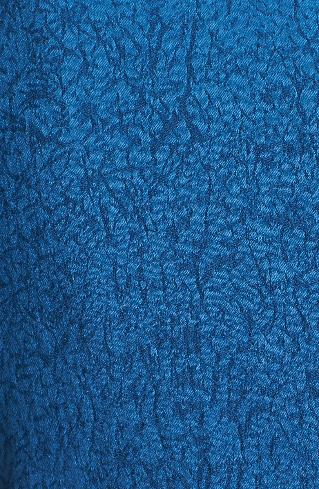 Alternate Image 3  - Adrianna Papell Jacquard Sheath Dress