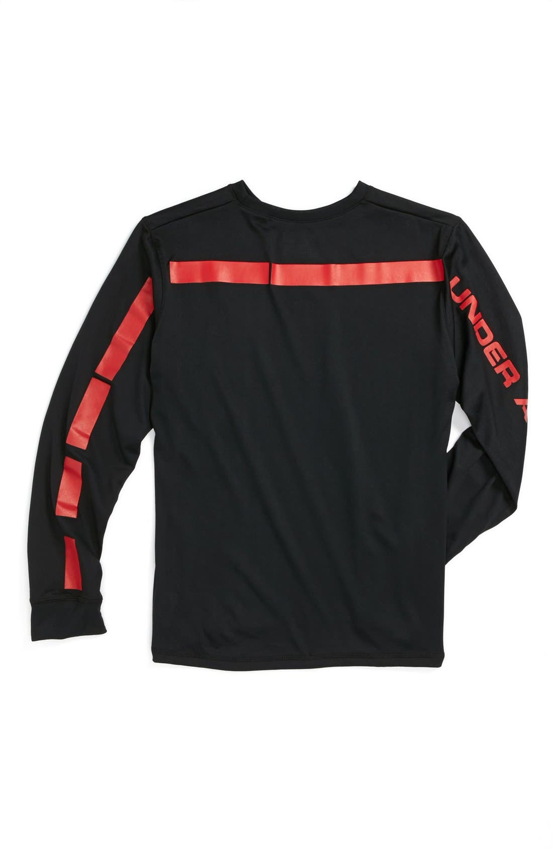 Alternate Image 2  - Under Armour 'Cray' HeatGear® T-Shirt (Big Boys)