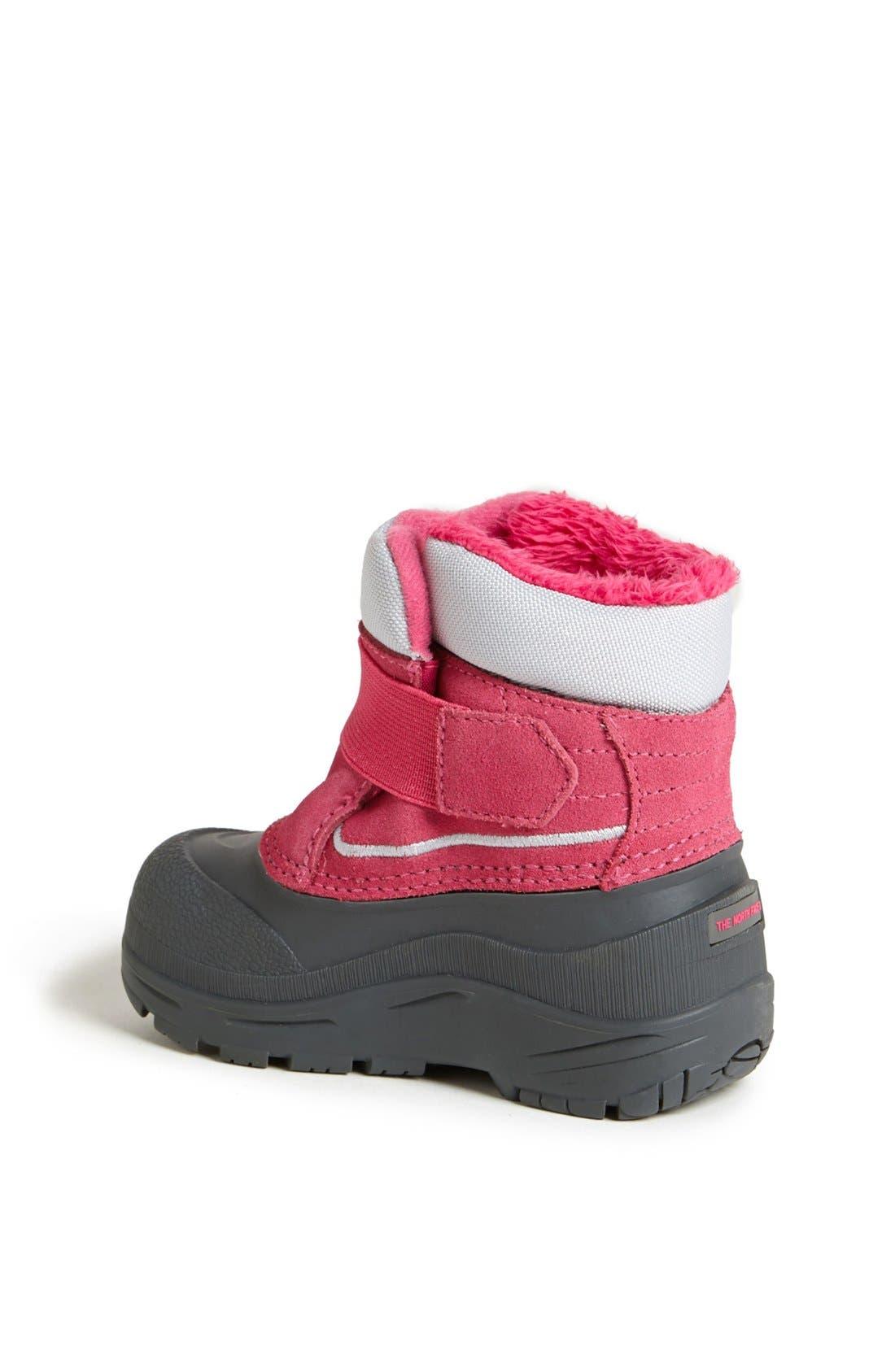 Alternate Image 2  - The North Face 'Powder Hound' Waterproof Snow Boot (Walker & Toddler)
