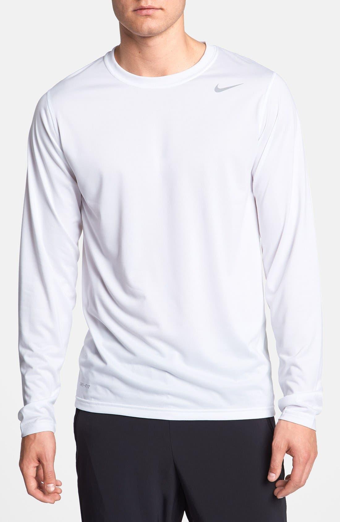Alternate Image 1 Selected - Nike 'Legend' Dri-FIT Shirt