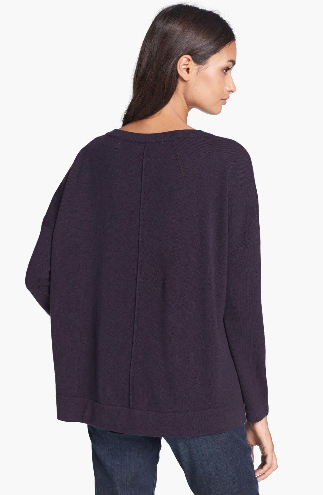 Alternate Image 2  - rag & bone 'Noelle' Oversized Sweater