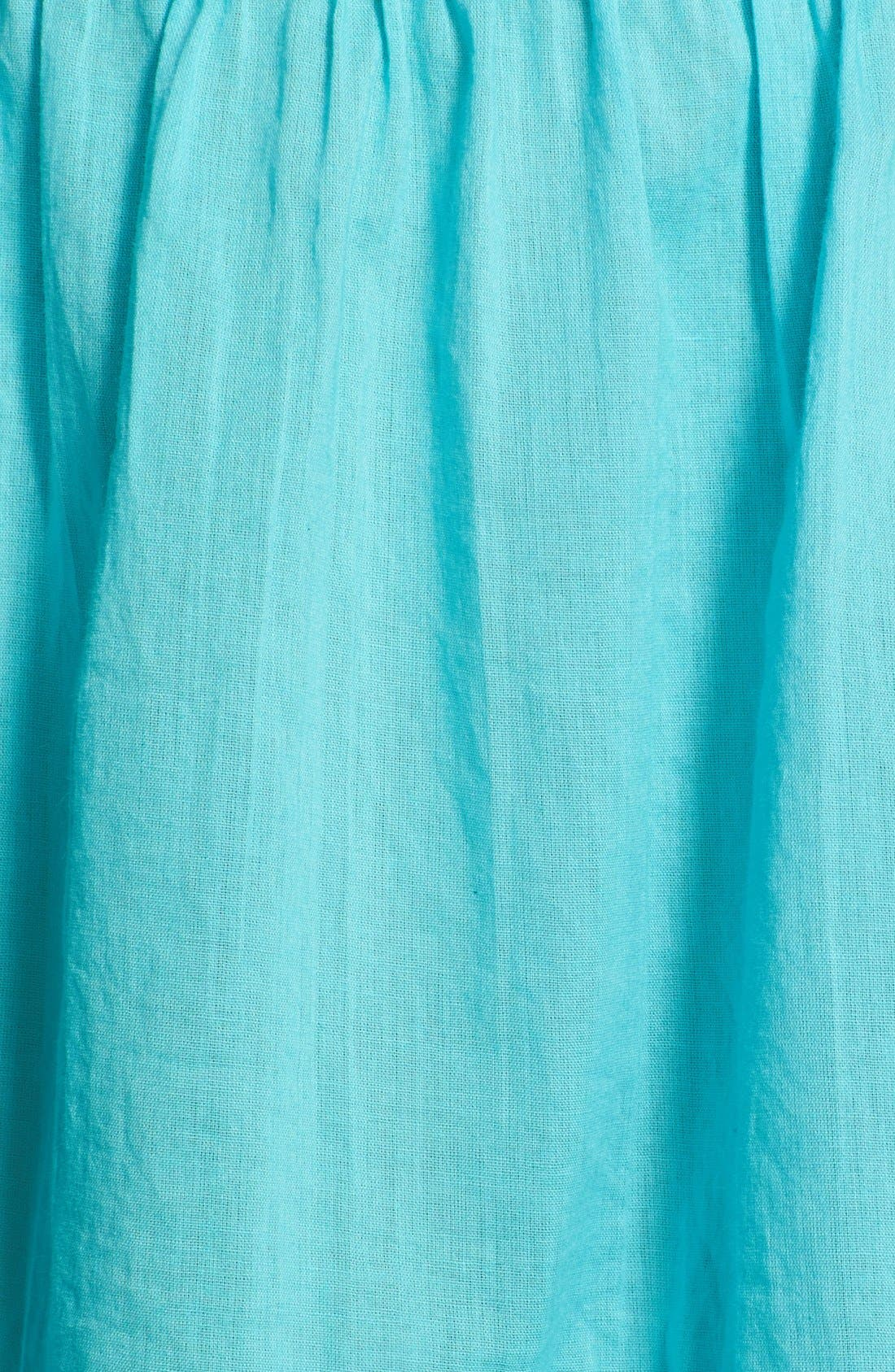 Alternate Image 3  - MICHAEL Michael Kors Off the Shoulder Cover-Up Dress