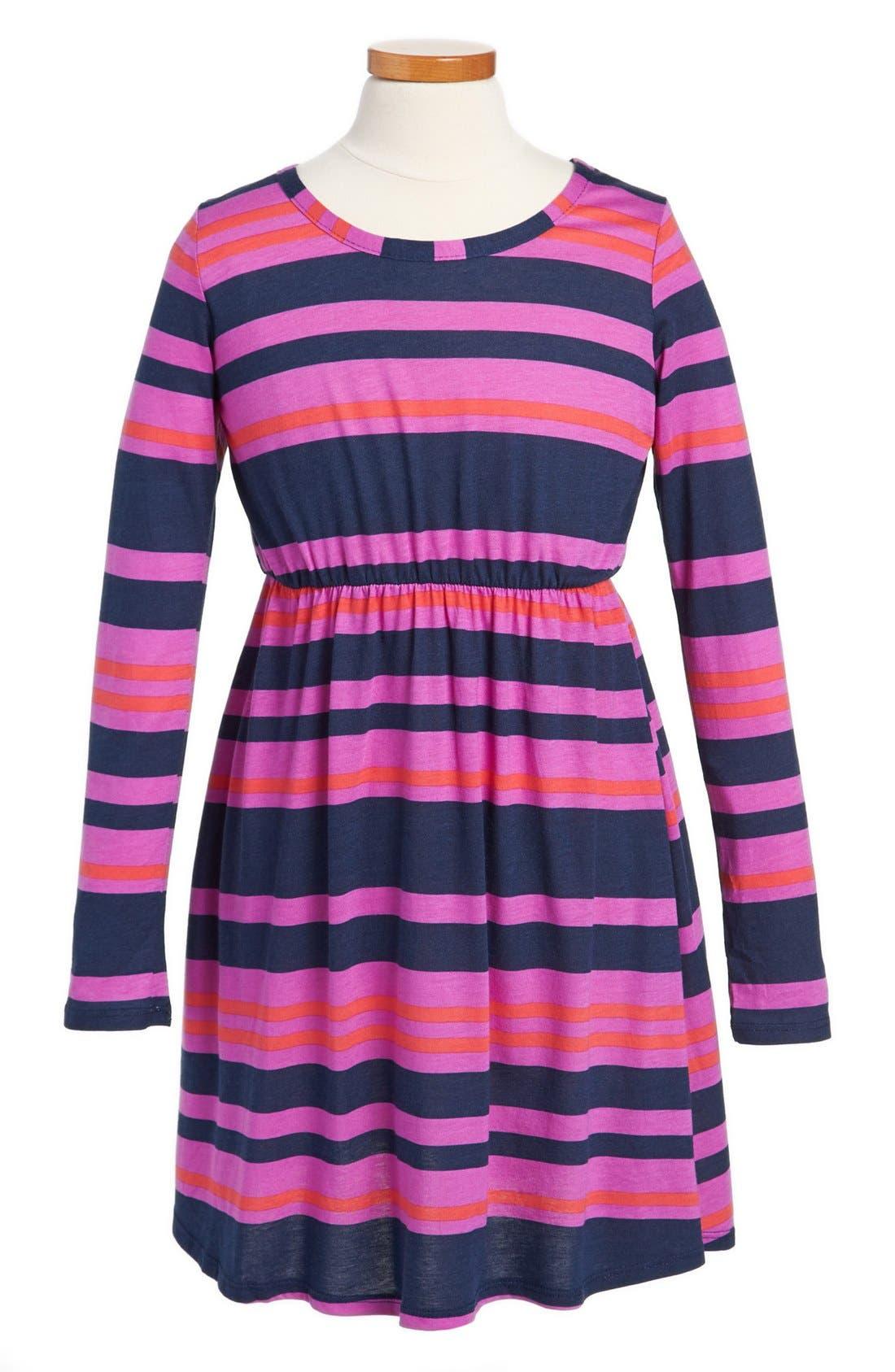 Alternate Image 1 Selected - Splendid Striped Dress (Big Girls)