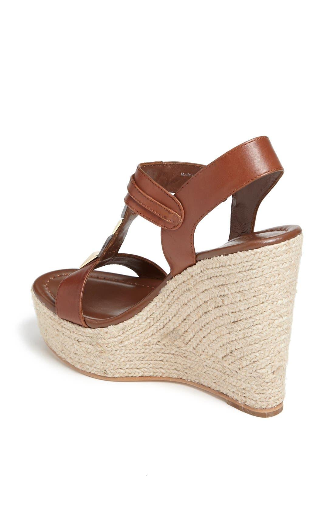 Alternate Image 2  - kate spade new york 'luxe' platform espadrille sandal
