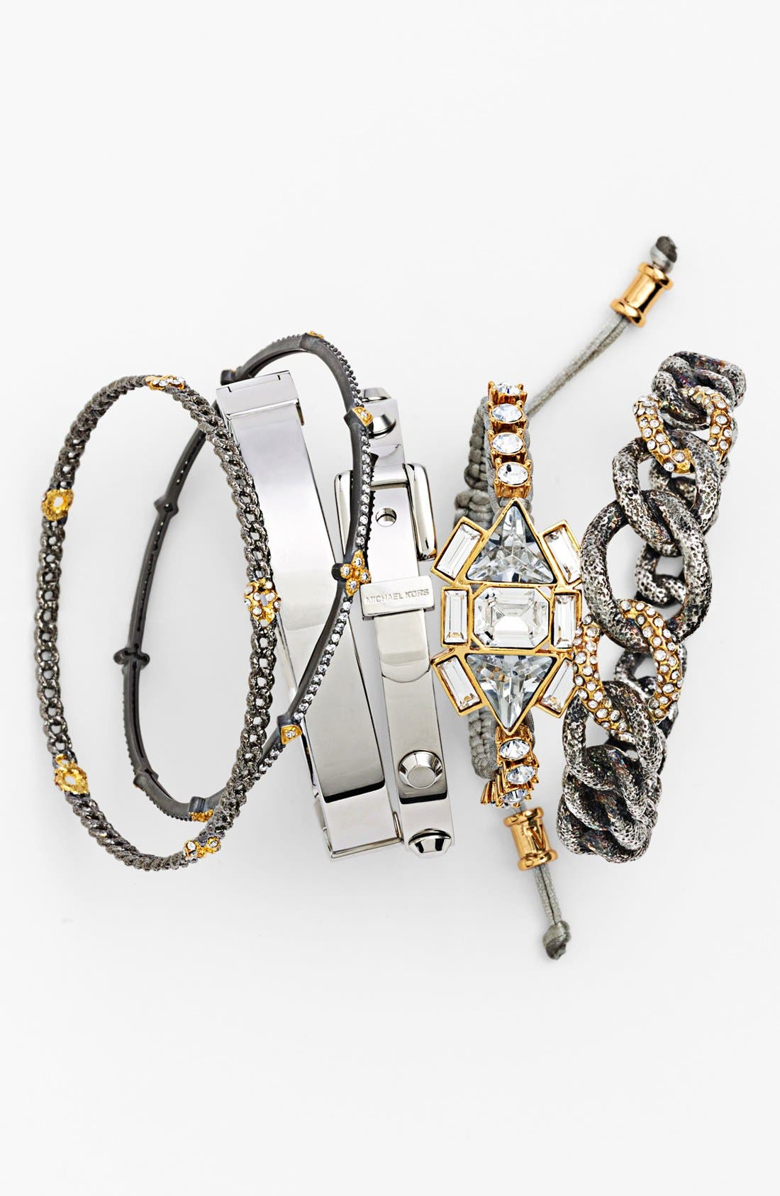 Alternate Image 3  - Alexis Bittar 'Elements - Jardin de Papillon' Chain Link Bangle