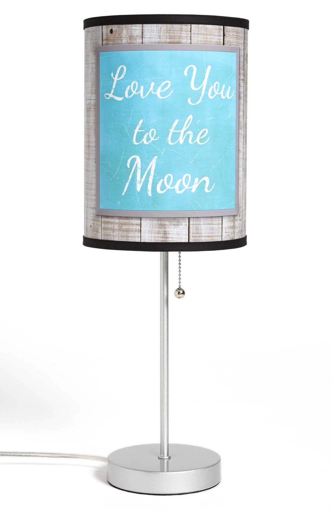 Alternate Image 1 Selected - LAMP-IN-A-BOX 'Love You to the Moon' Table Lamp